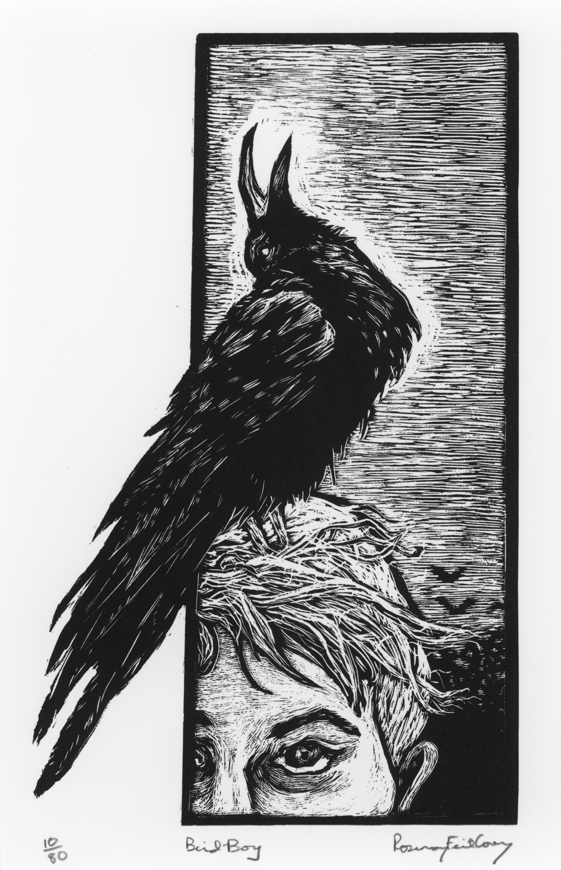 Bird Boy by Rosemary Feit Covey