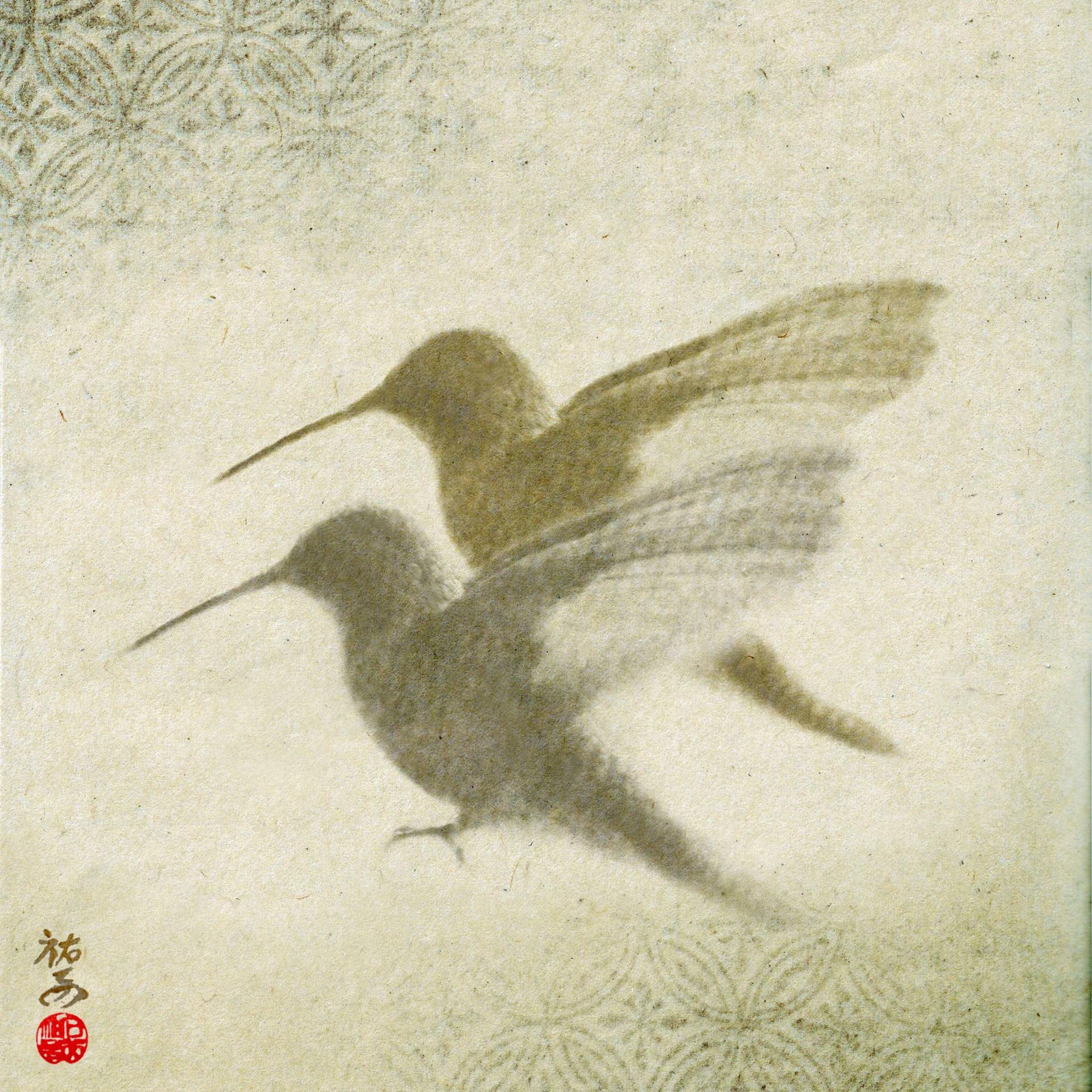 Zen Mind by Yuko Ishii