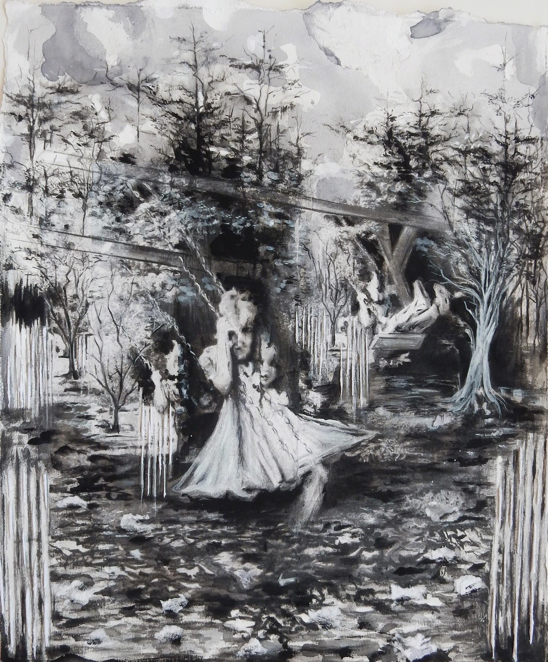 Way Up High in the Walnut Tree by Julia Mae Bancroft