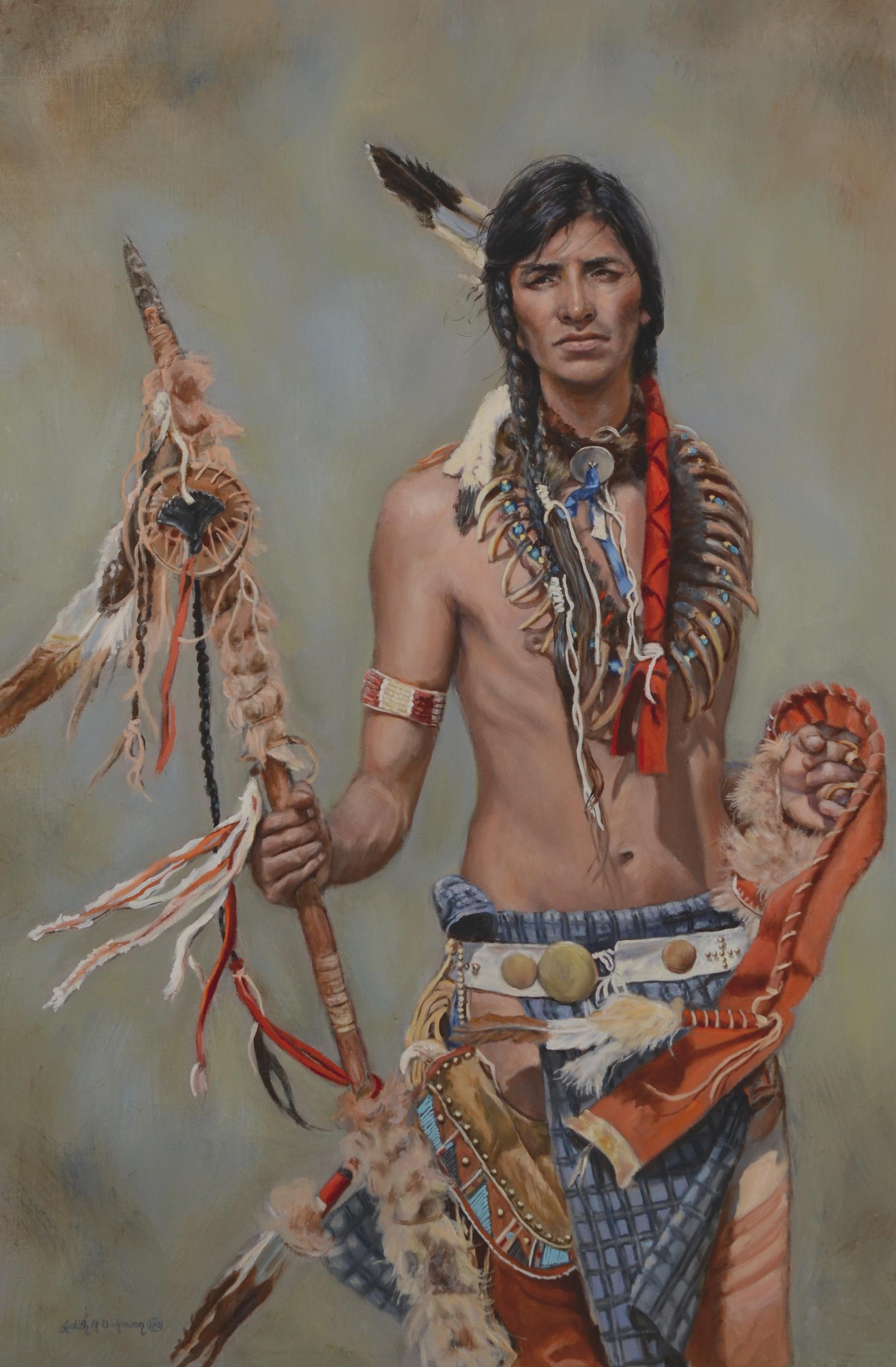 Warrior by Judith Dickinson