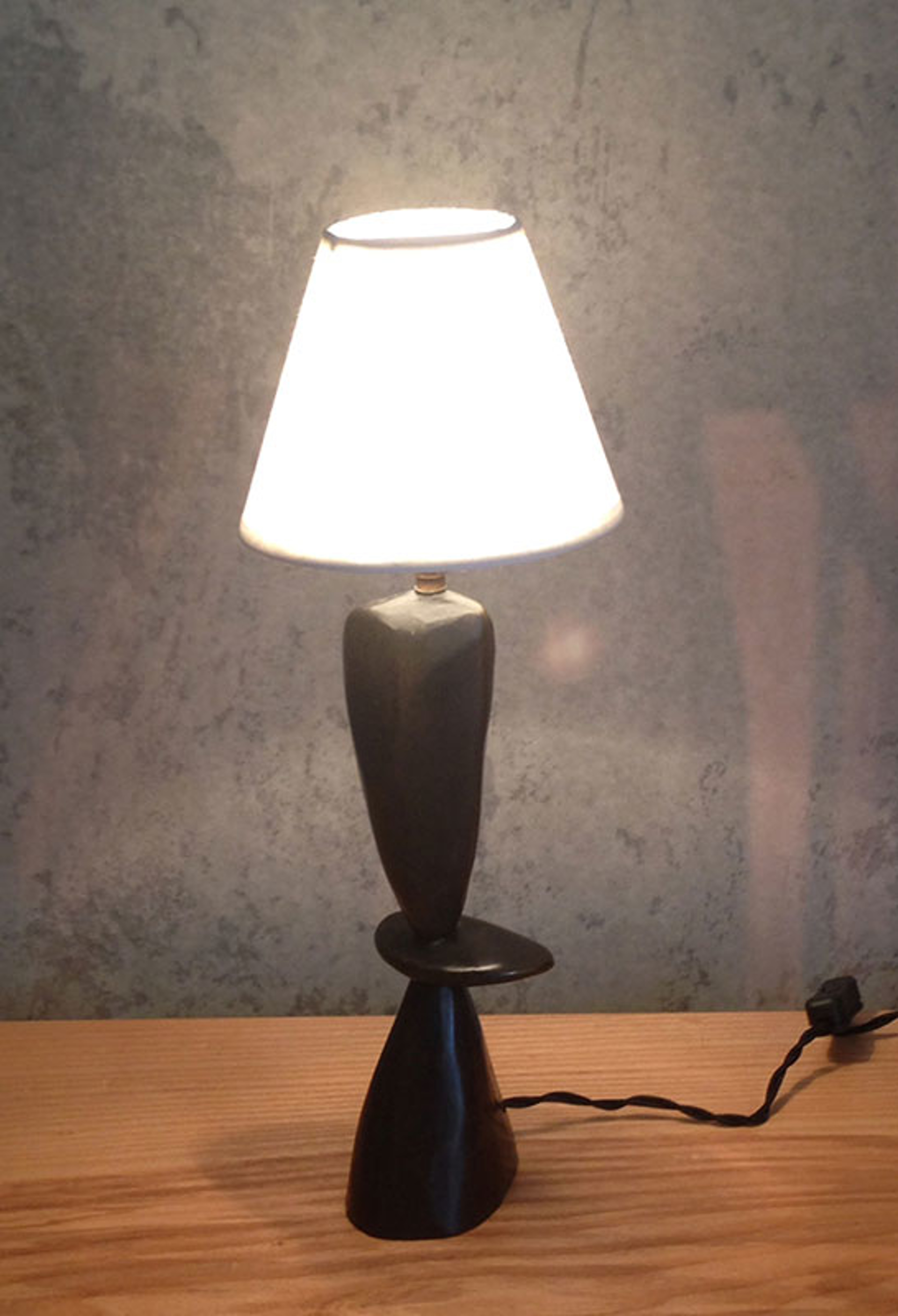 """Menine"" Table Lamp by Jacques Jarrige"