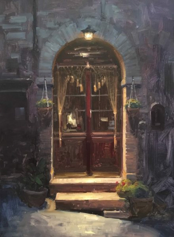 Quiet Entrance by Bryan Mark Taylor