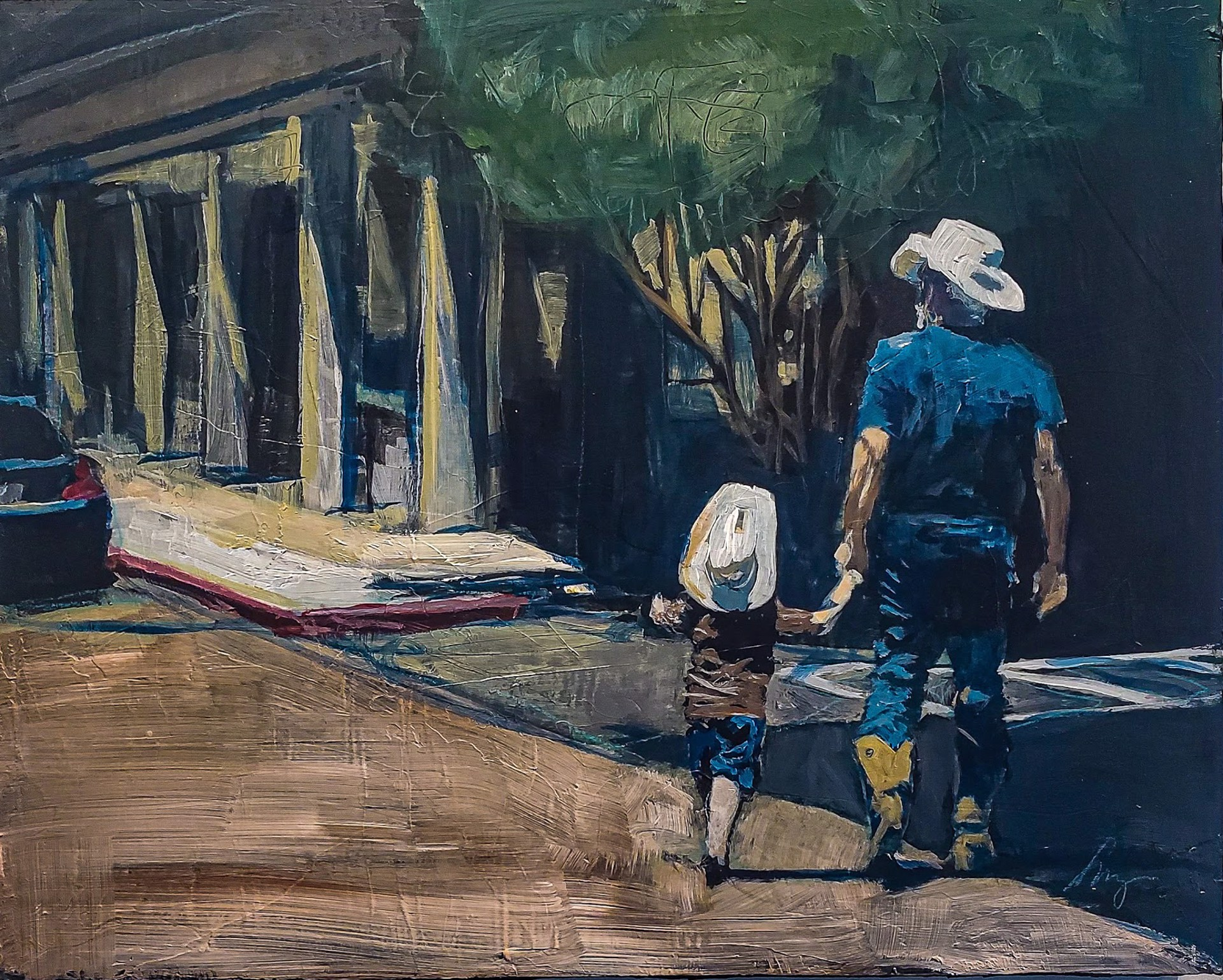 Just Like Grandpa by Rachel Dory