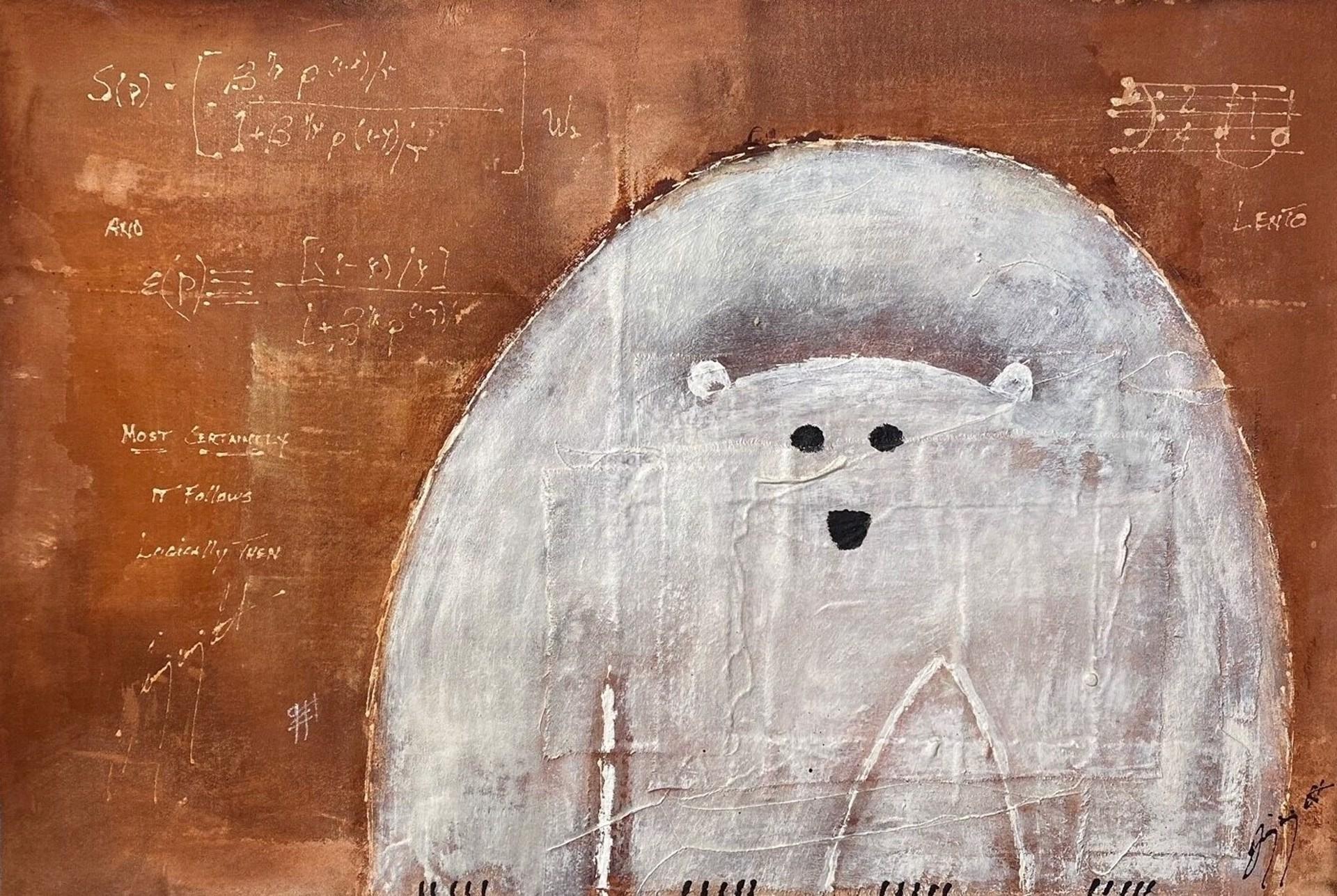 Jimmy Wright - Lento by Historical Art