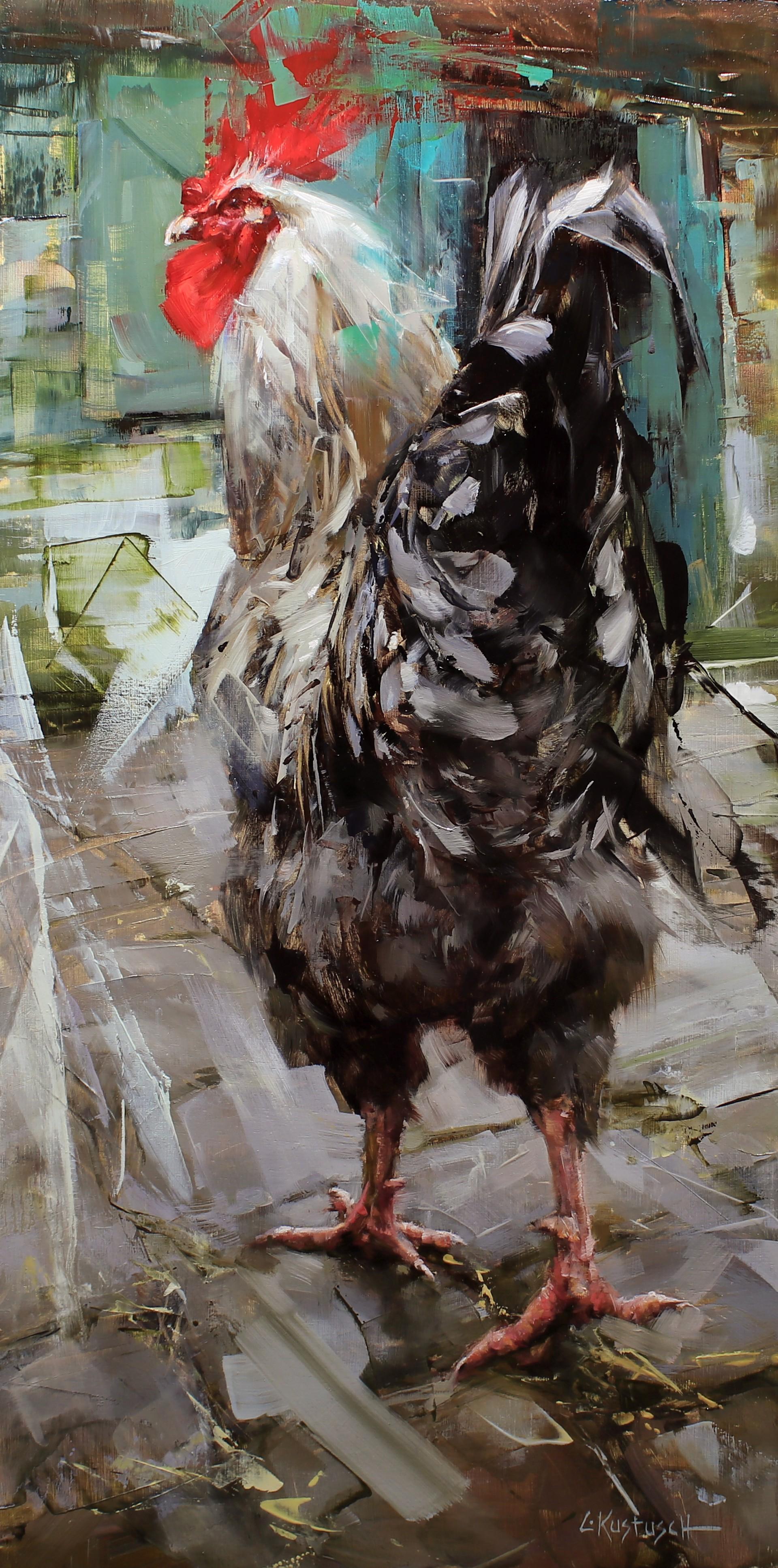 Just Struttin by Lindsey Kustusch