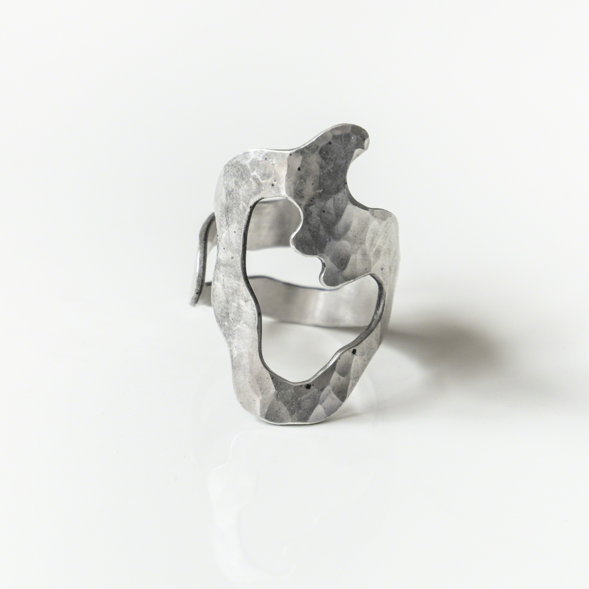 """Beatrice"" Ring  by Jacques Jarrige"