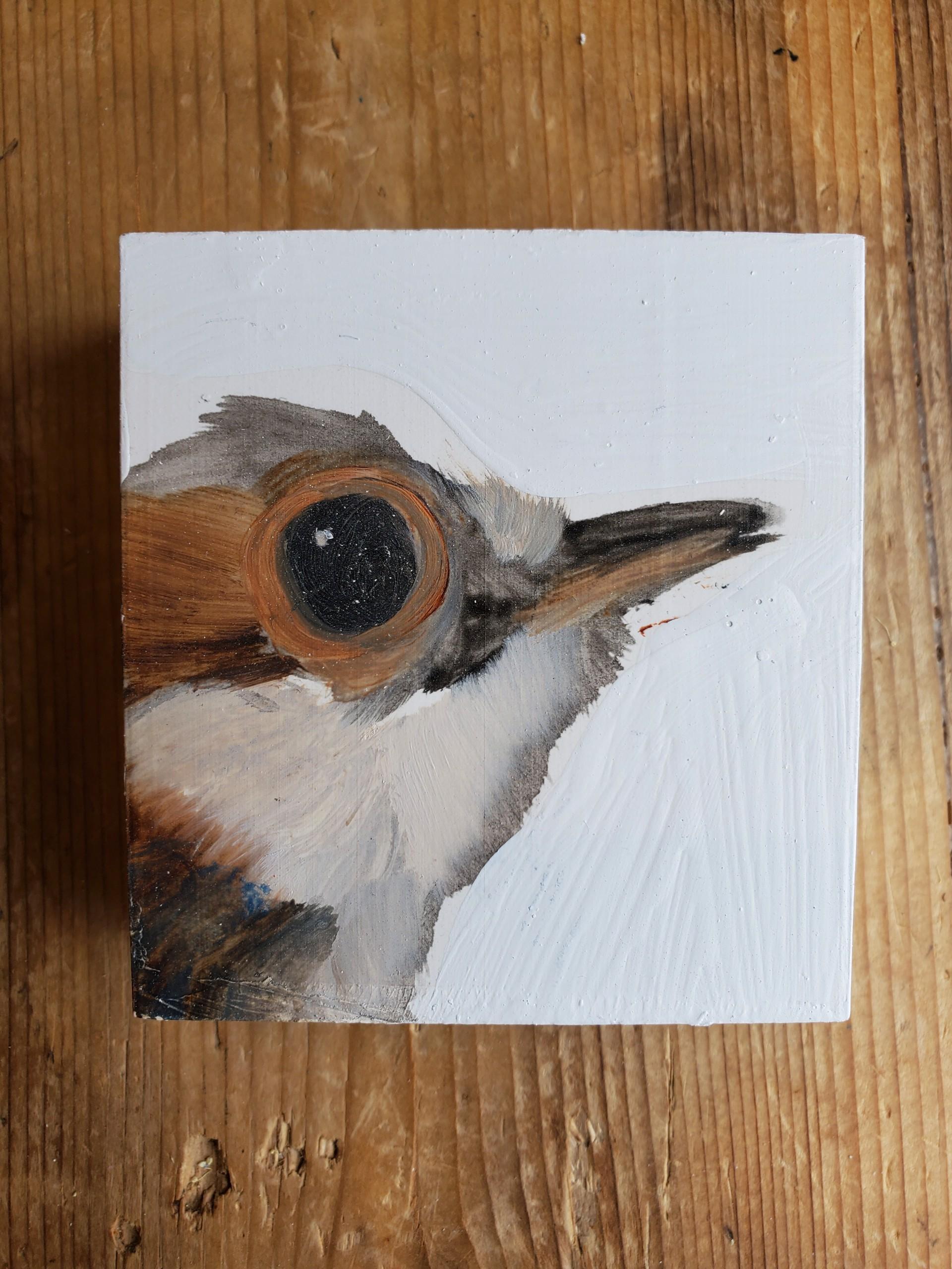 Small Bird Block by Diane Kilgore Condon
