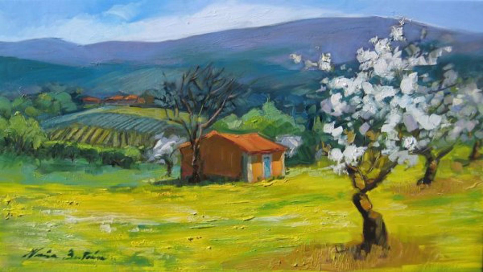 The Beginning Of Spring by Maria Bertrán