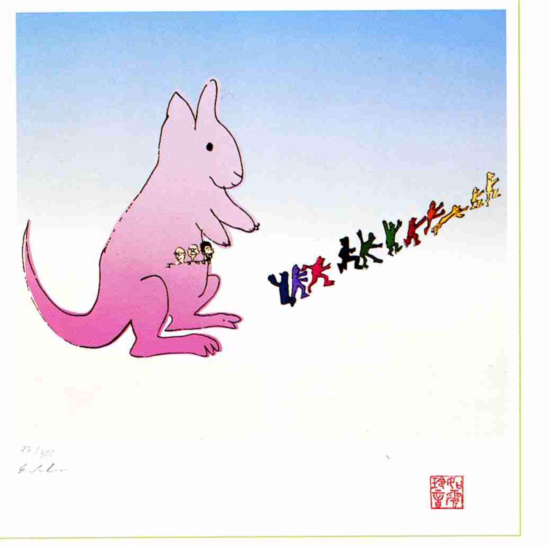 Kangaroo by John Lennon