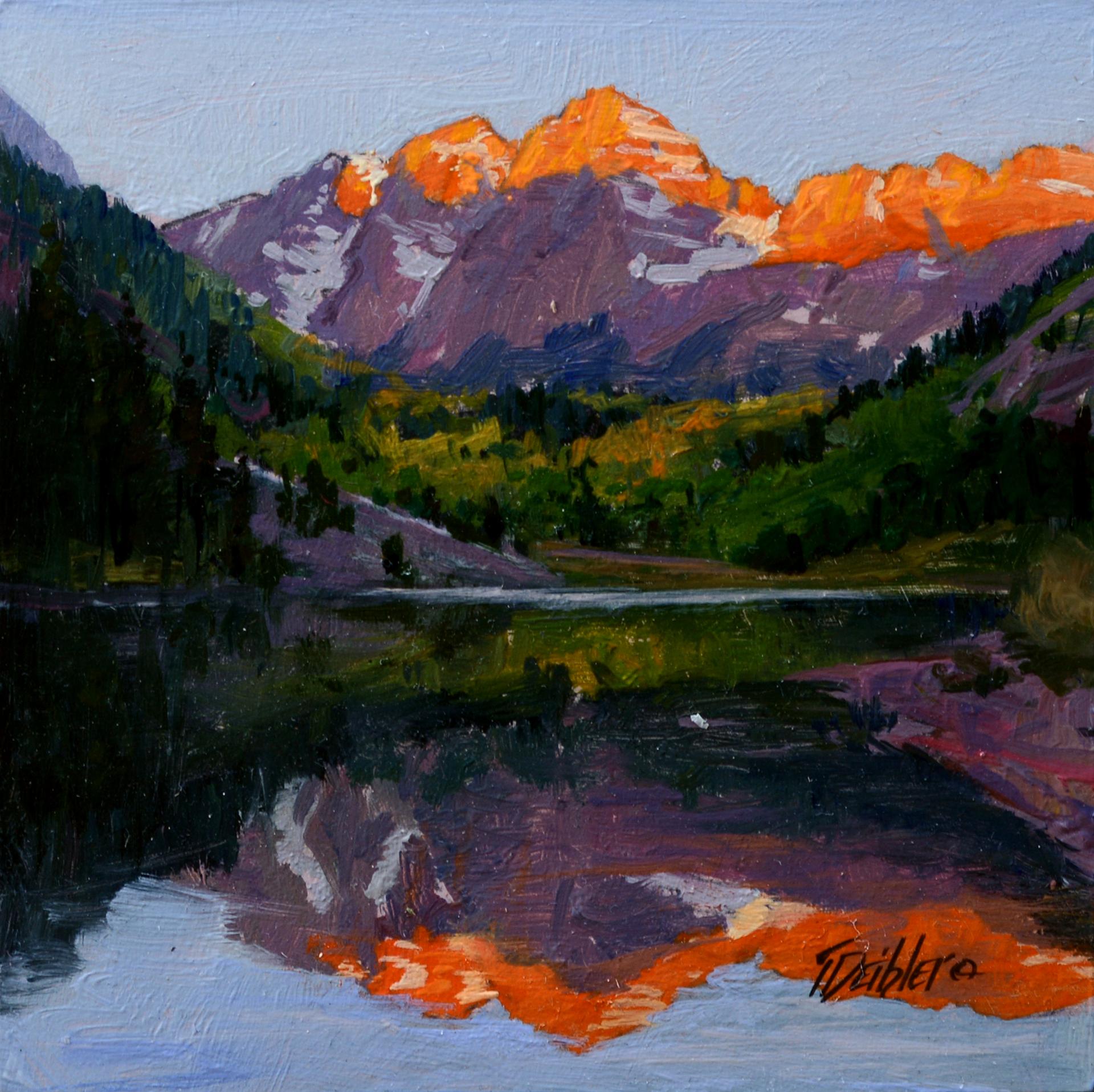 Sunrise on the Bells by Tim Deibler