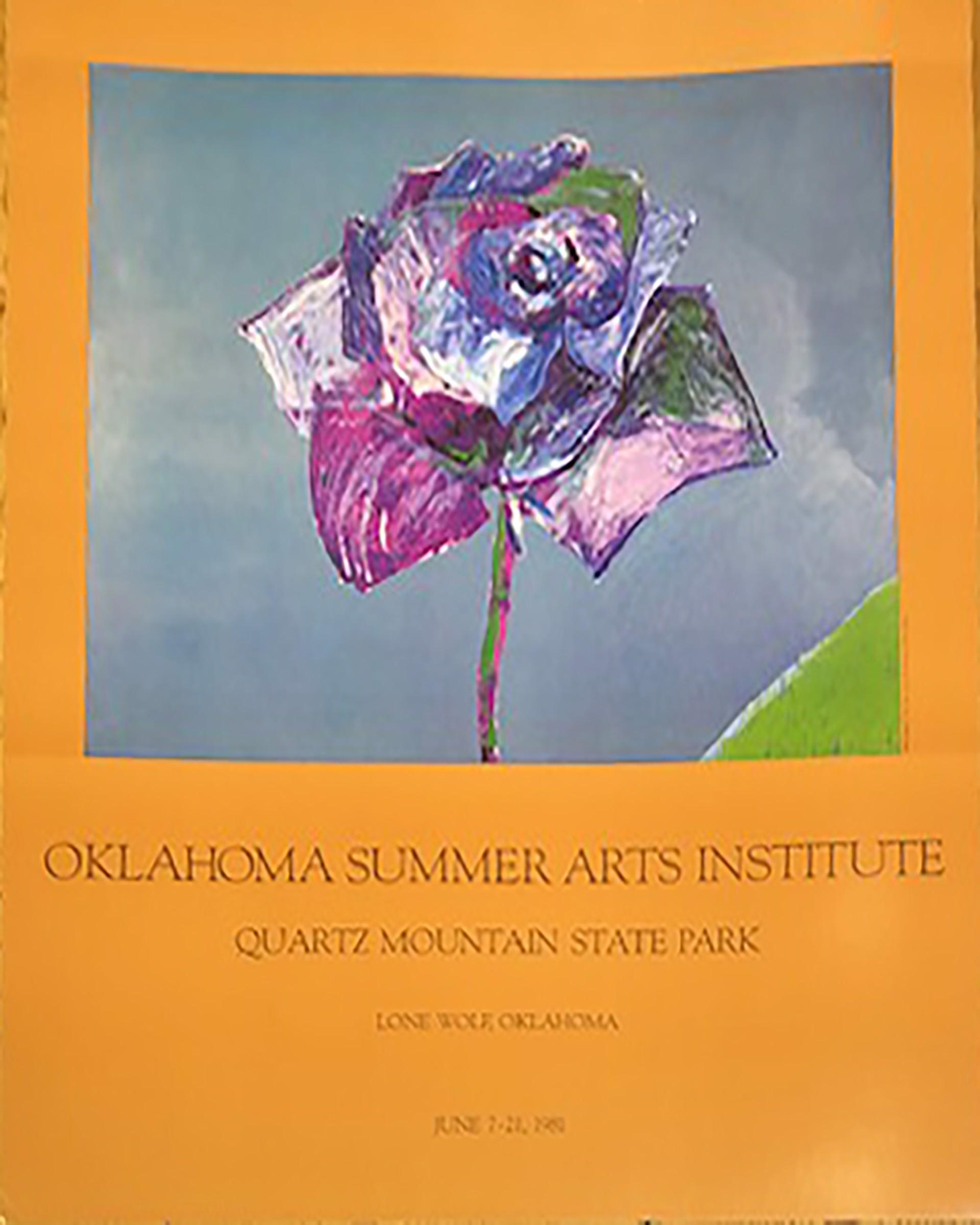 Oklahoma Summer Arts Institute by Fritz Scholder
