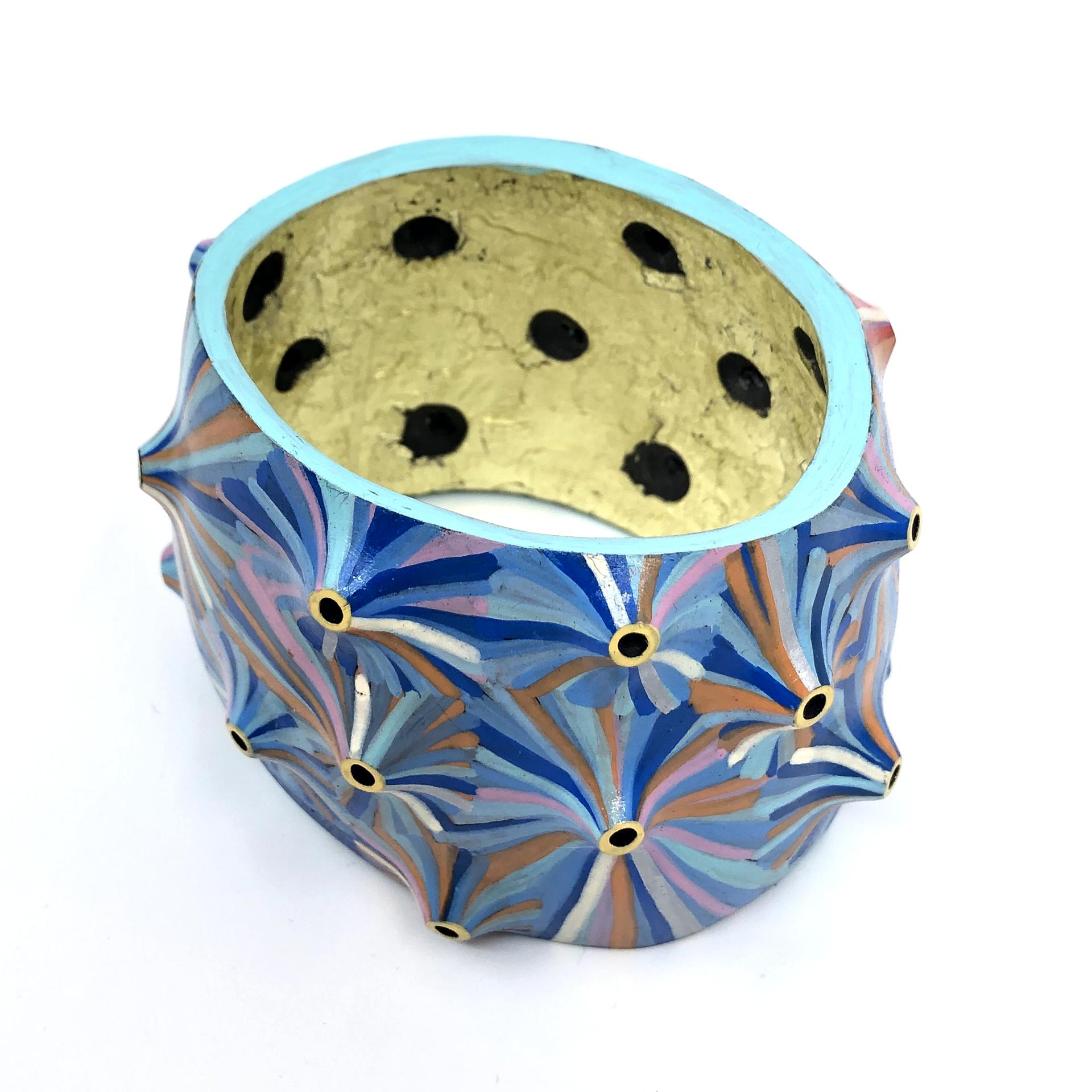Untitled Bracelet Cuff by Lindsay Locatelli