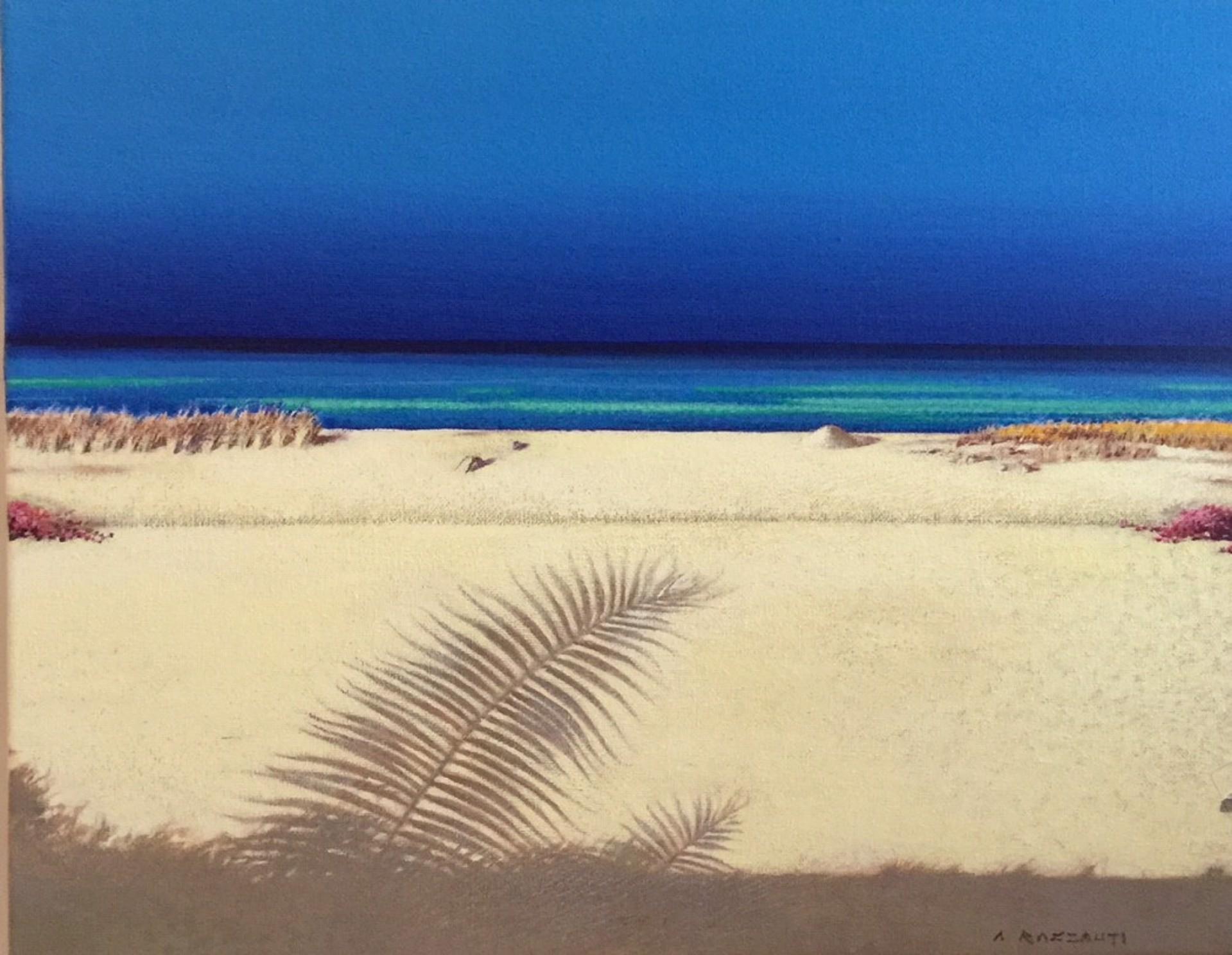 White Sand by Andrea Razzauti