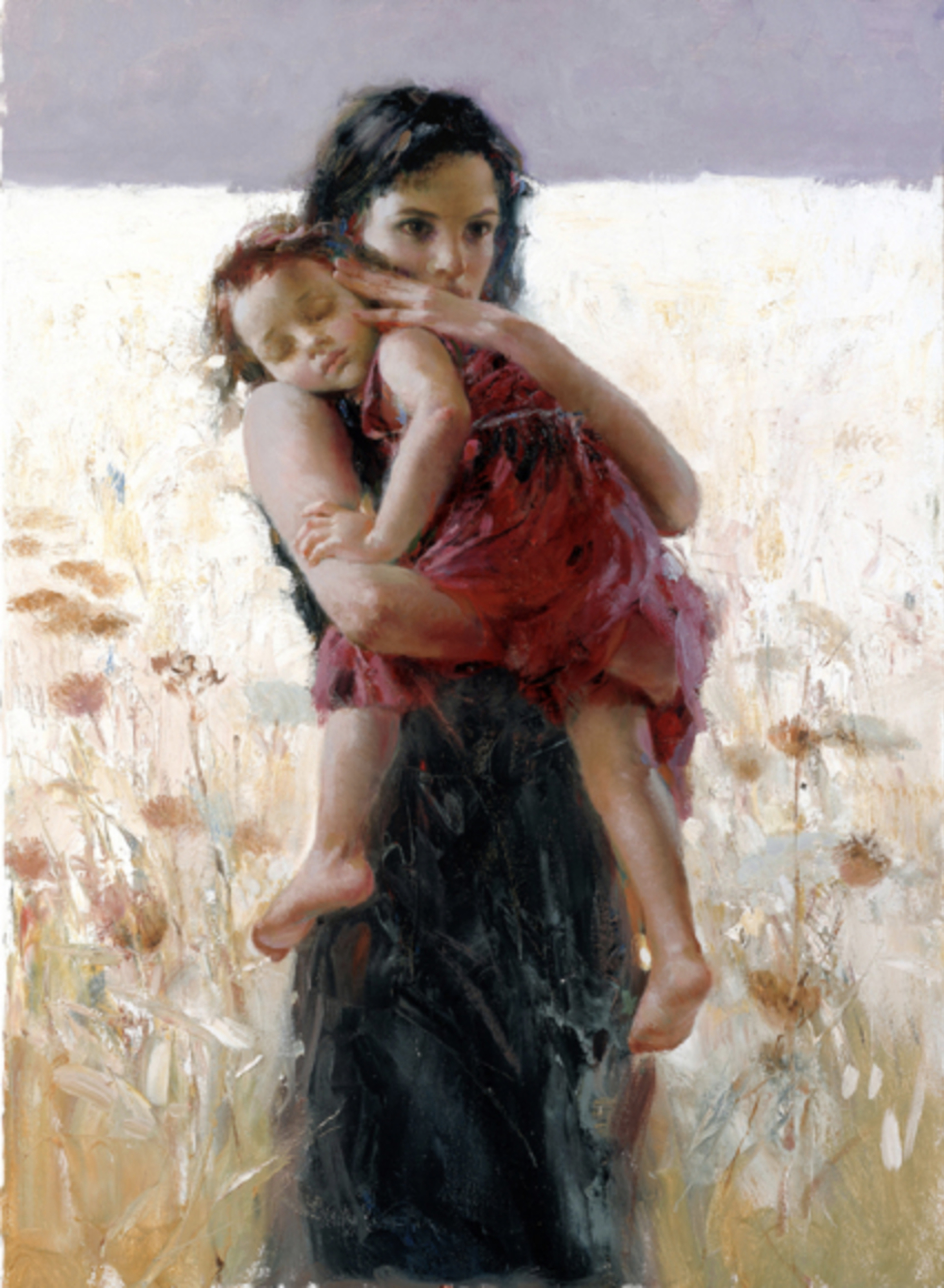 Maternal Instincts by Pino