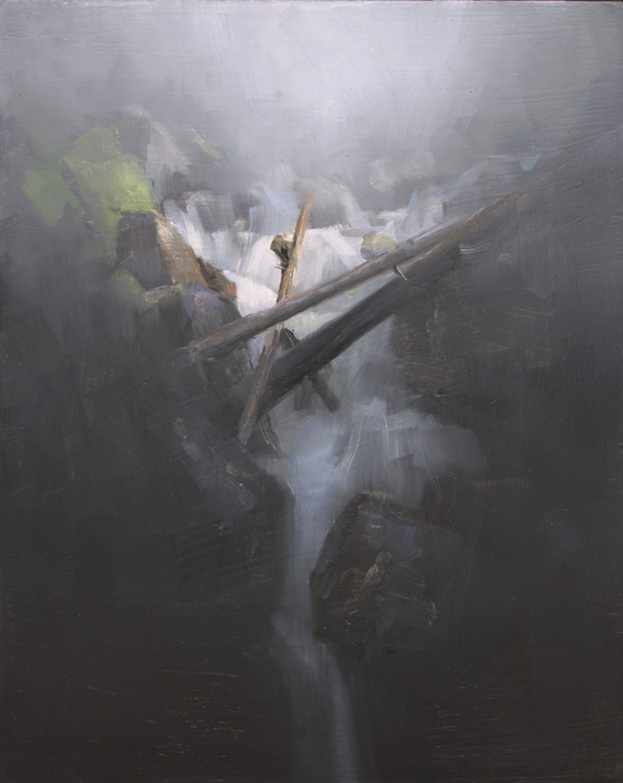 Whisper of Light Study by Dave Santillanes