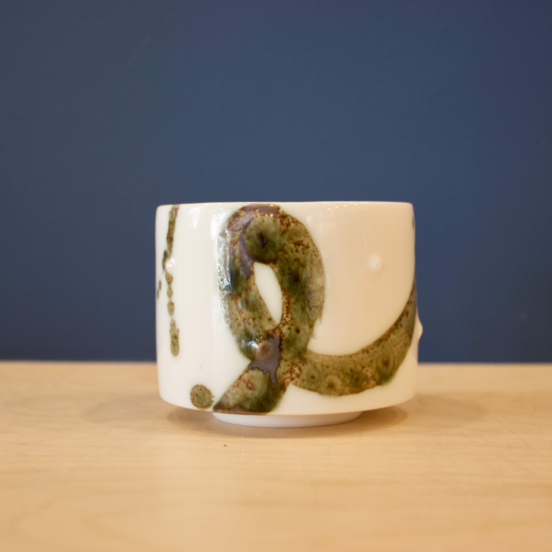 Splash Bump Teabowl by Patricia Thom
