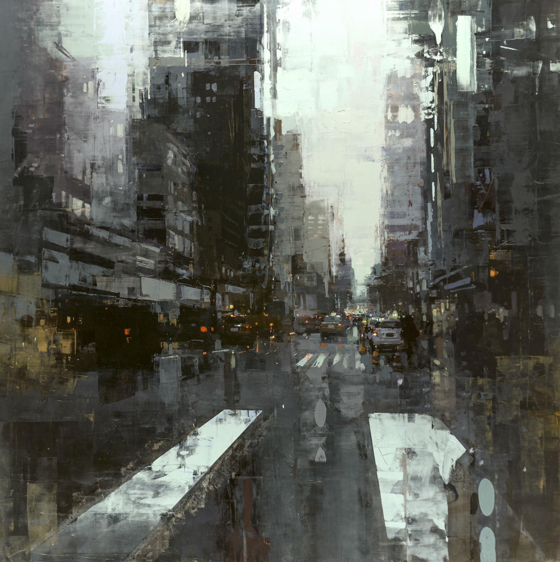 NYC 32 by Jeremy Mann