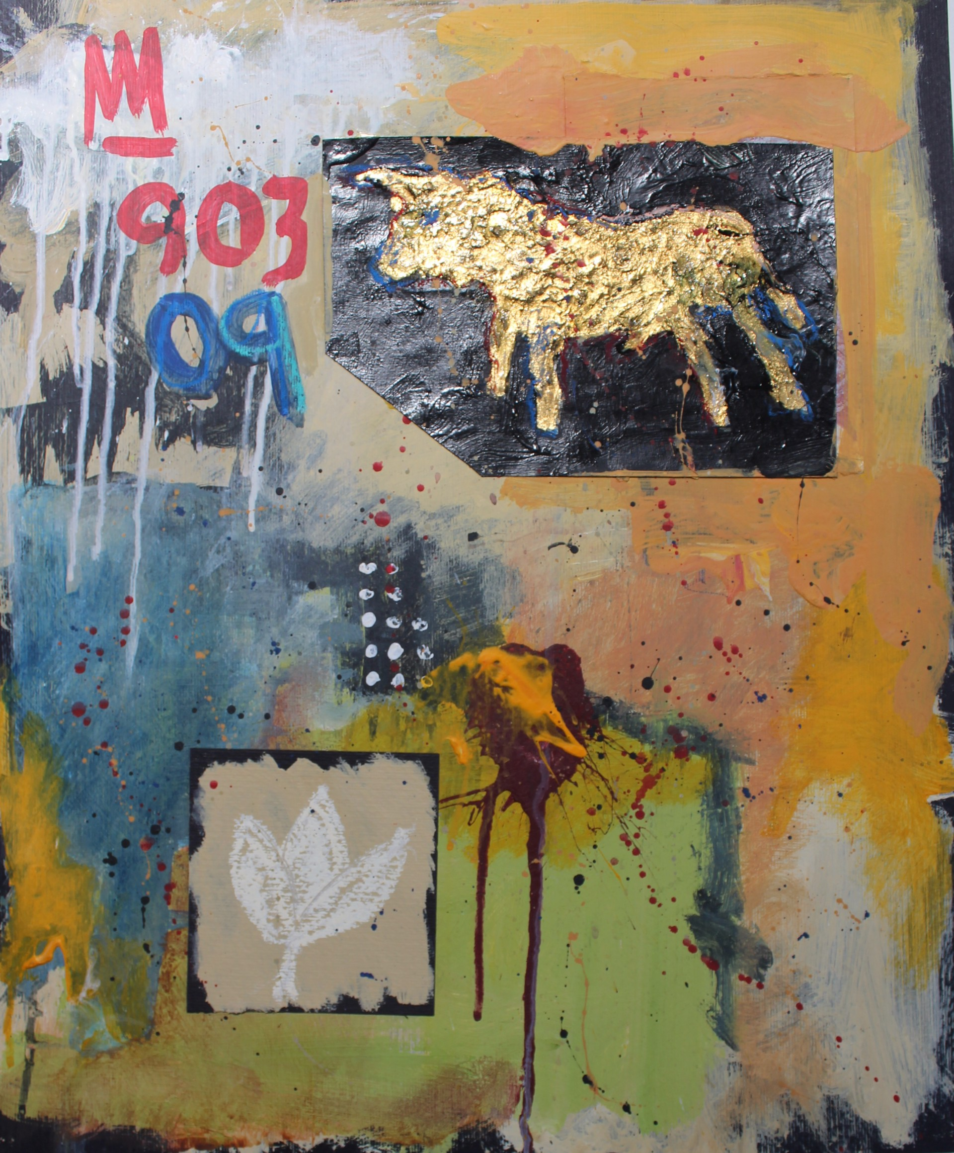 Golden Calf by Michael Snodgrass