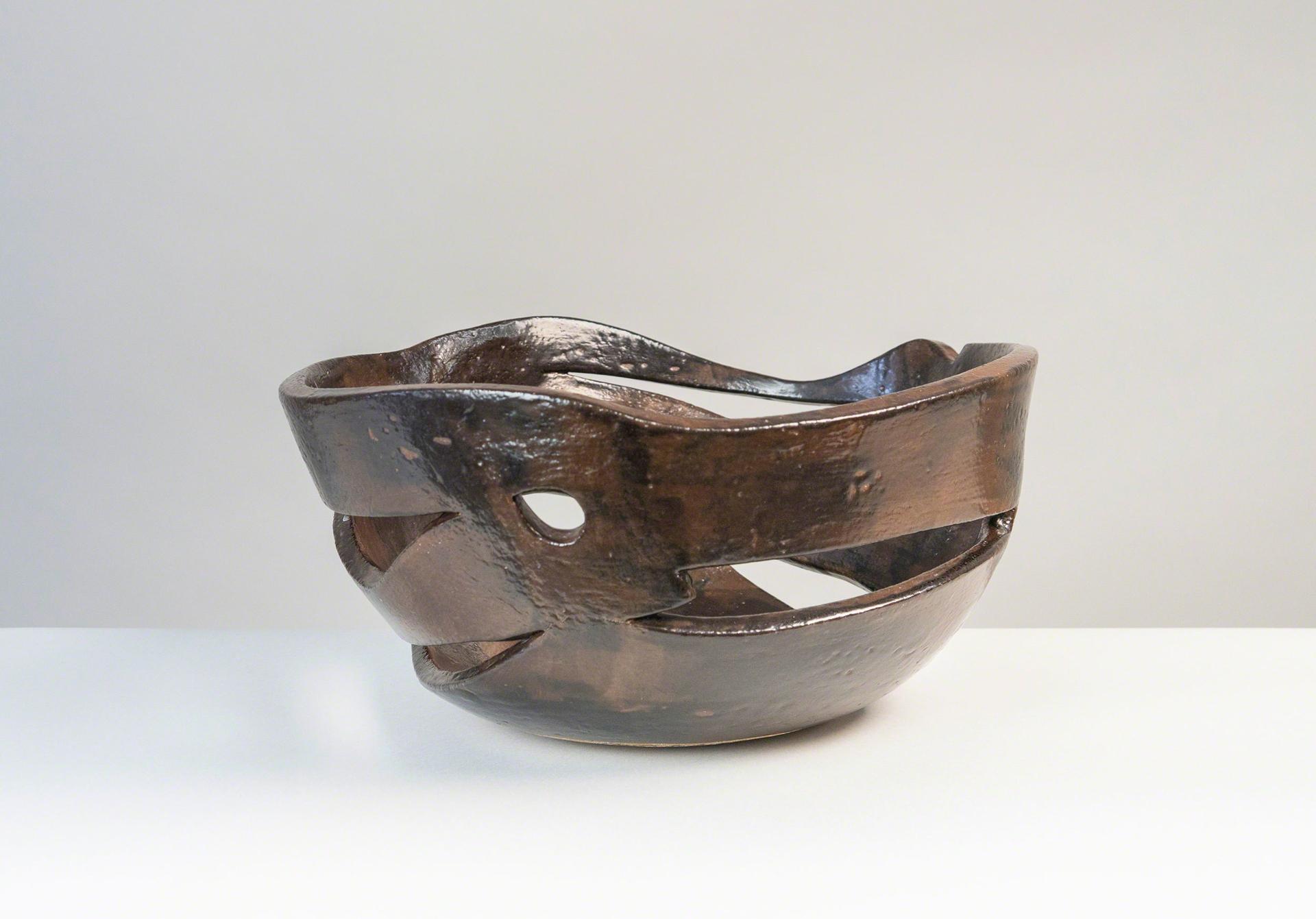 """""""Celestial Basket""""Centerpiece   by Claire de Lavallee"""