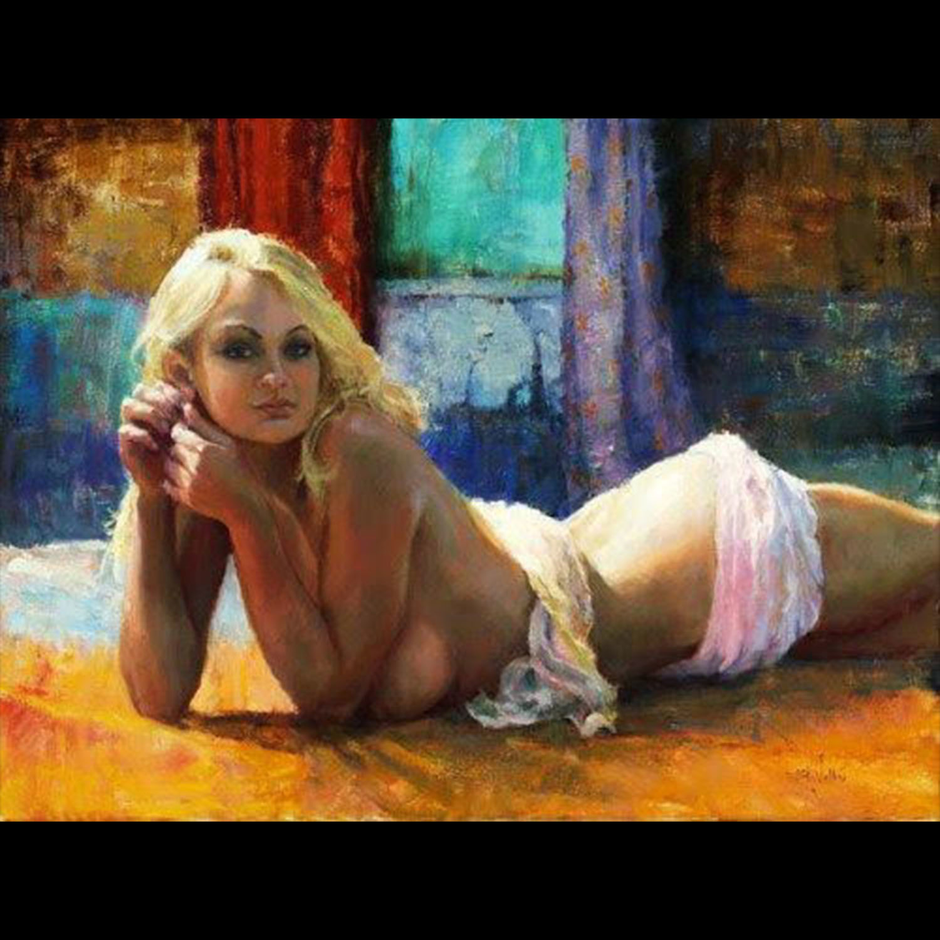 Gone Platinum by Eric Wallis