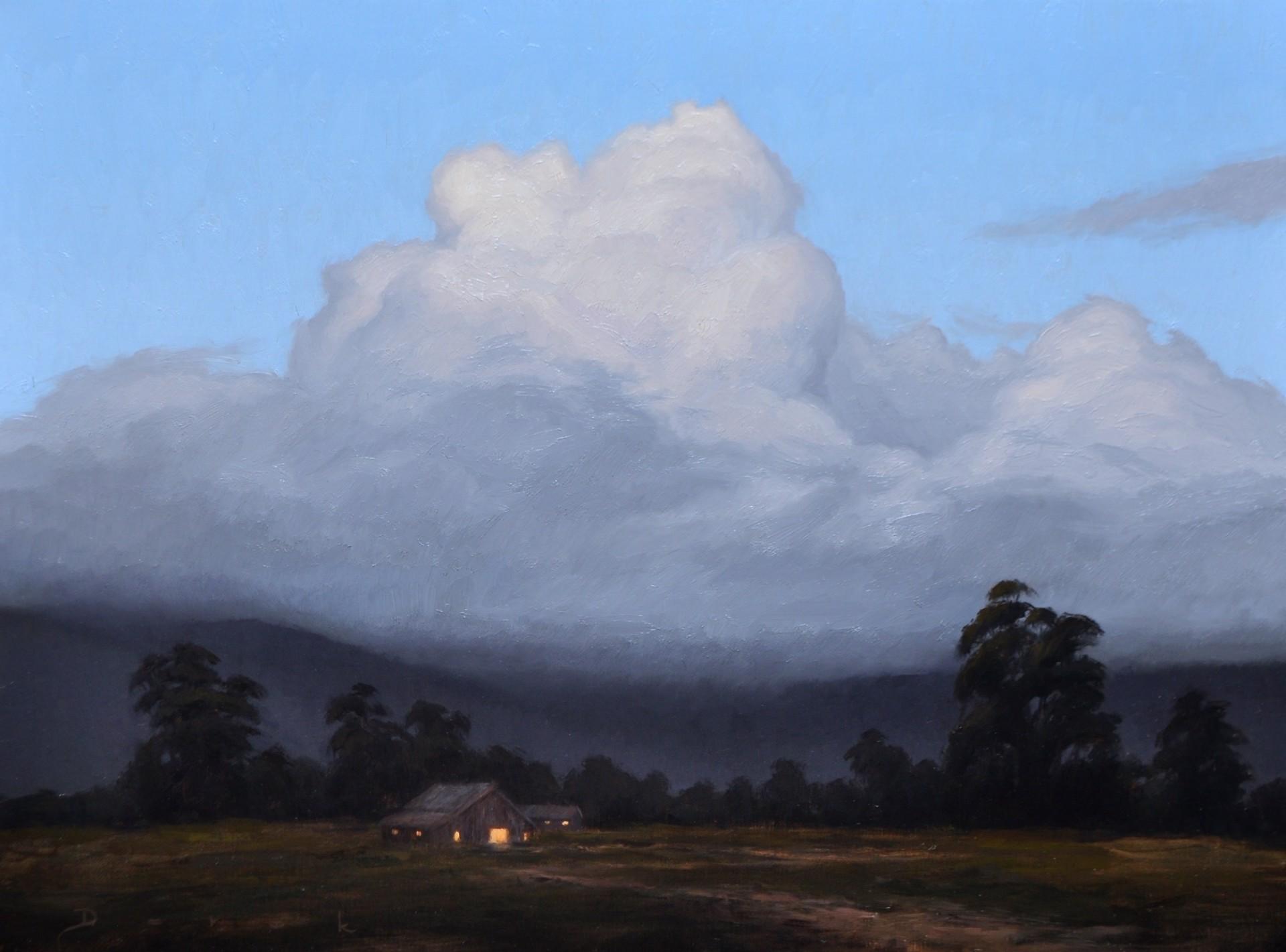 Cumulus by Derek Harrison