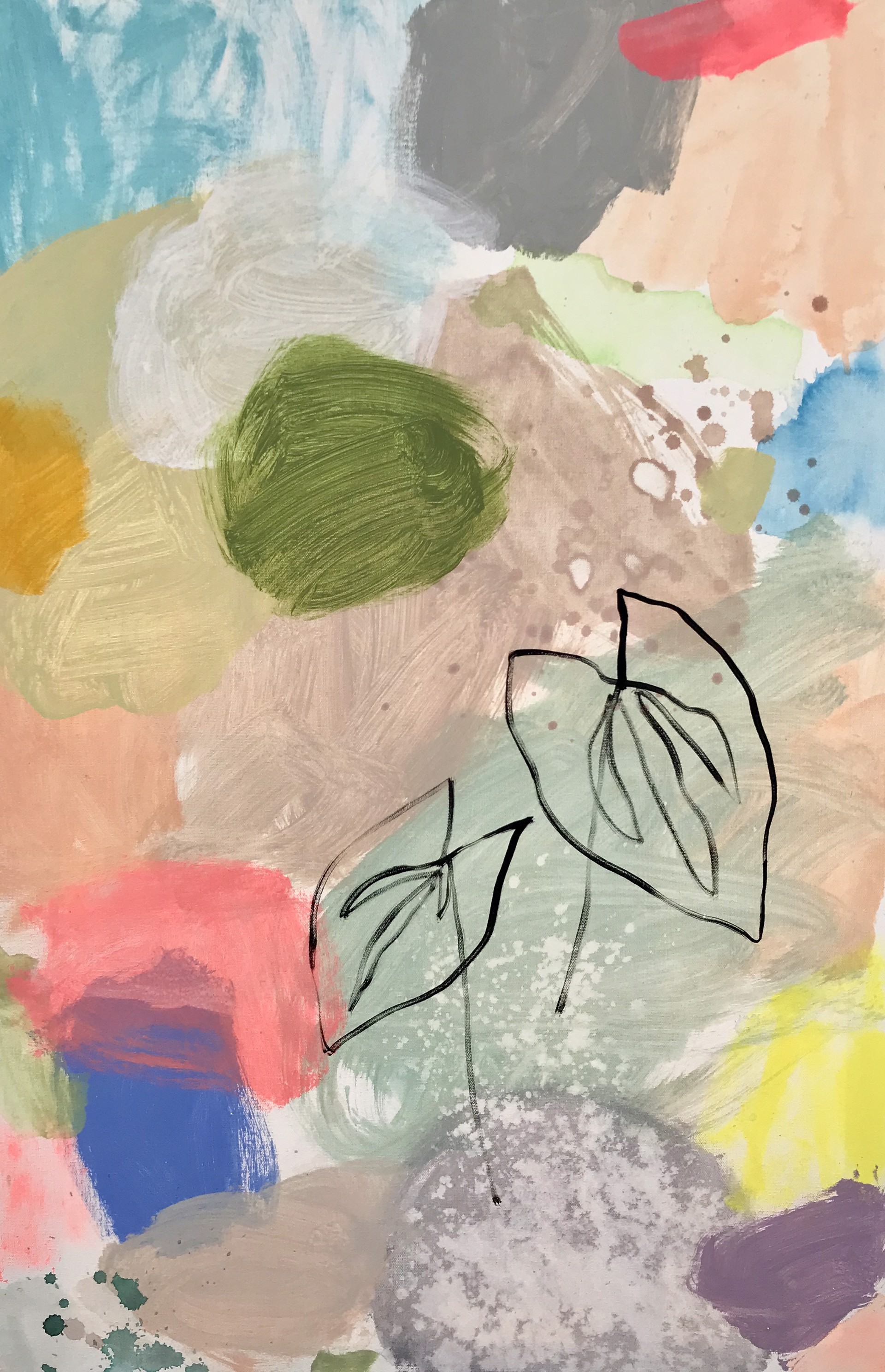Untitled II by Suzy Lindow