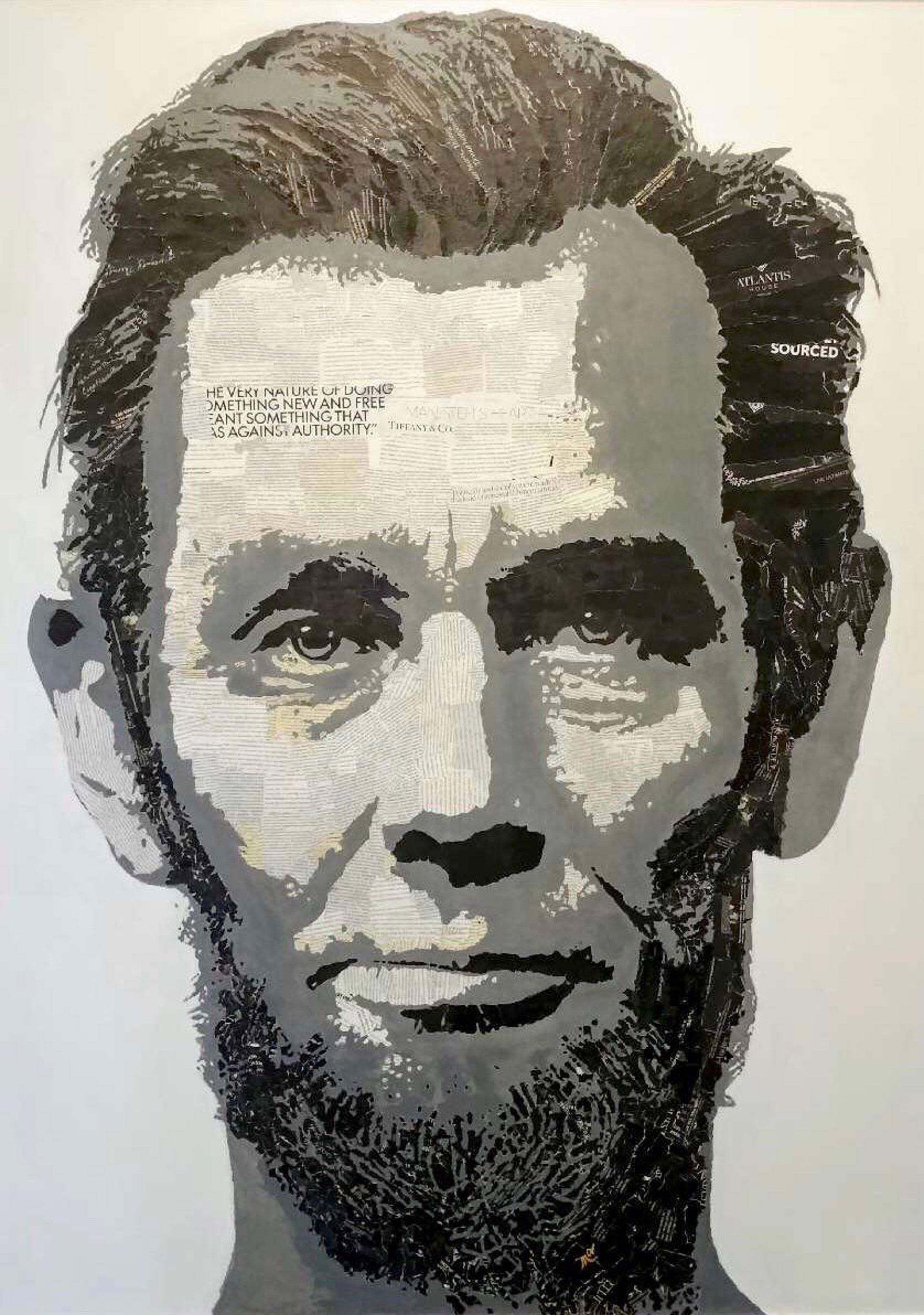 """""""Lincoln"""" The 16th President by Gary Goodrich"""