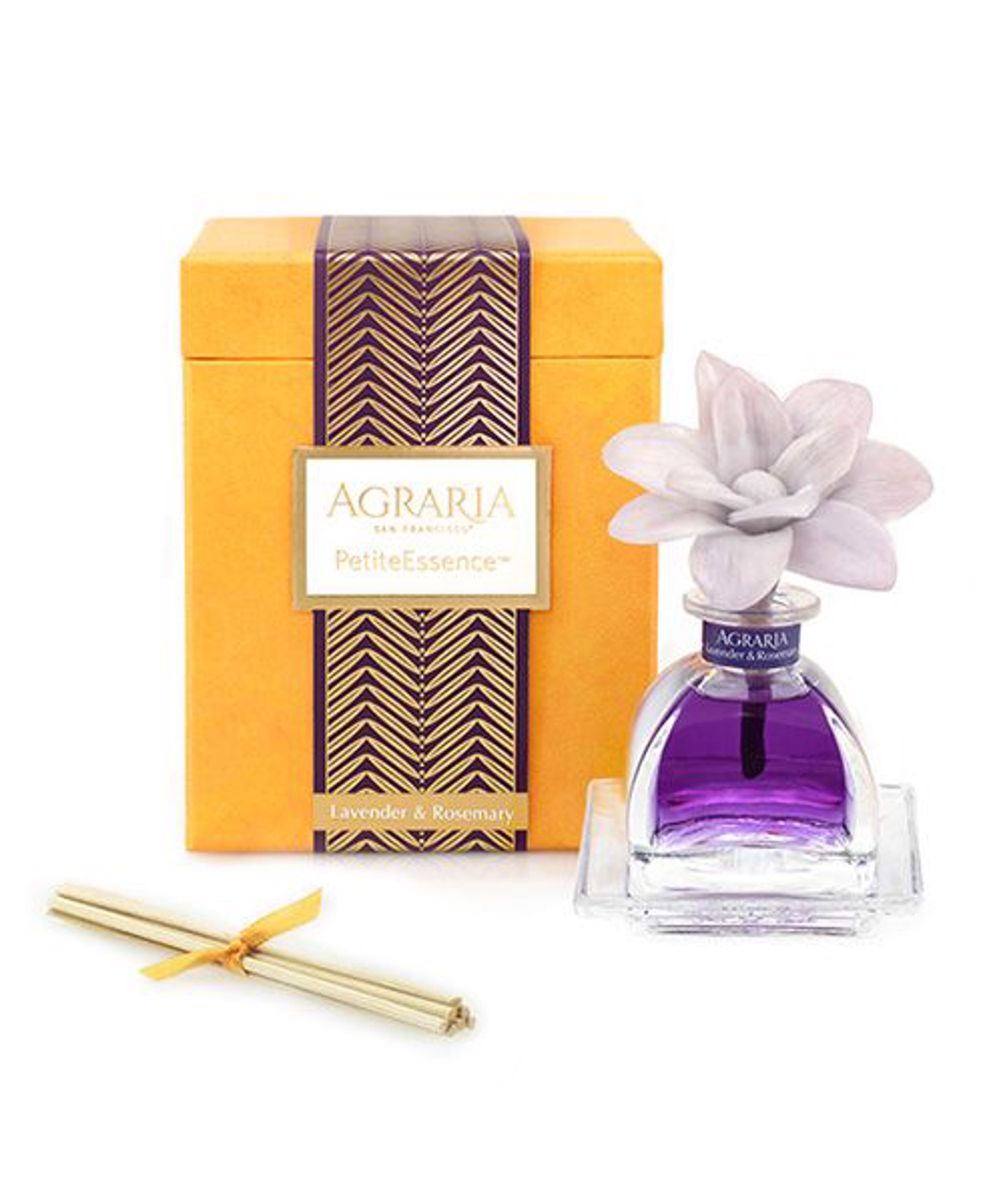 Lavender & Rosemary Petite Essence Diffuser 1.7oz by Agraria Diffusers