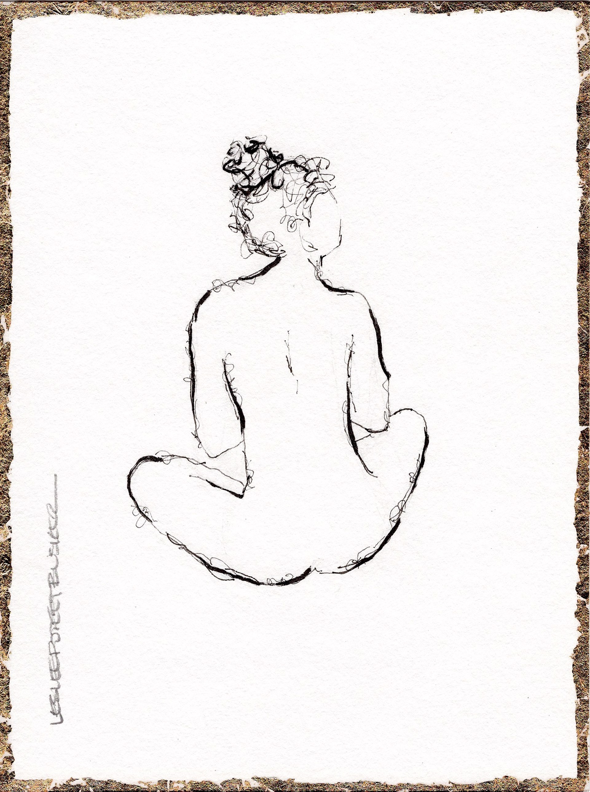 Figure No. 136 by Leslie Poteet Busker