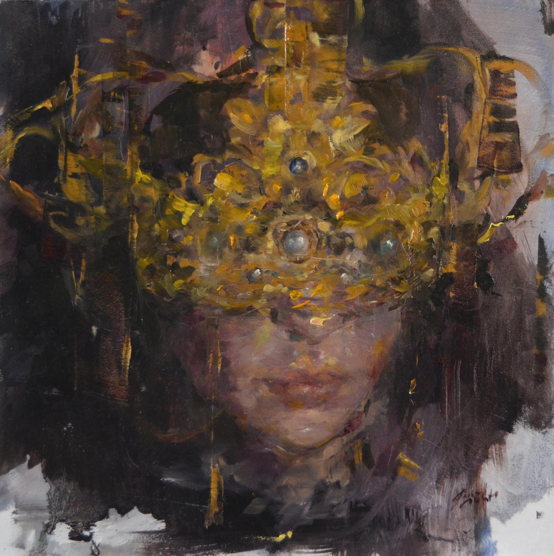 Obscured by Jaclyn Alderete