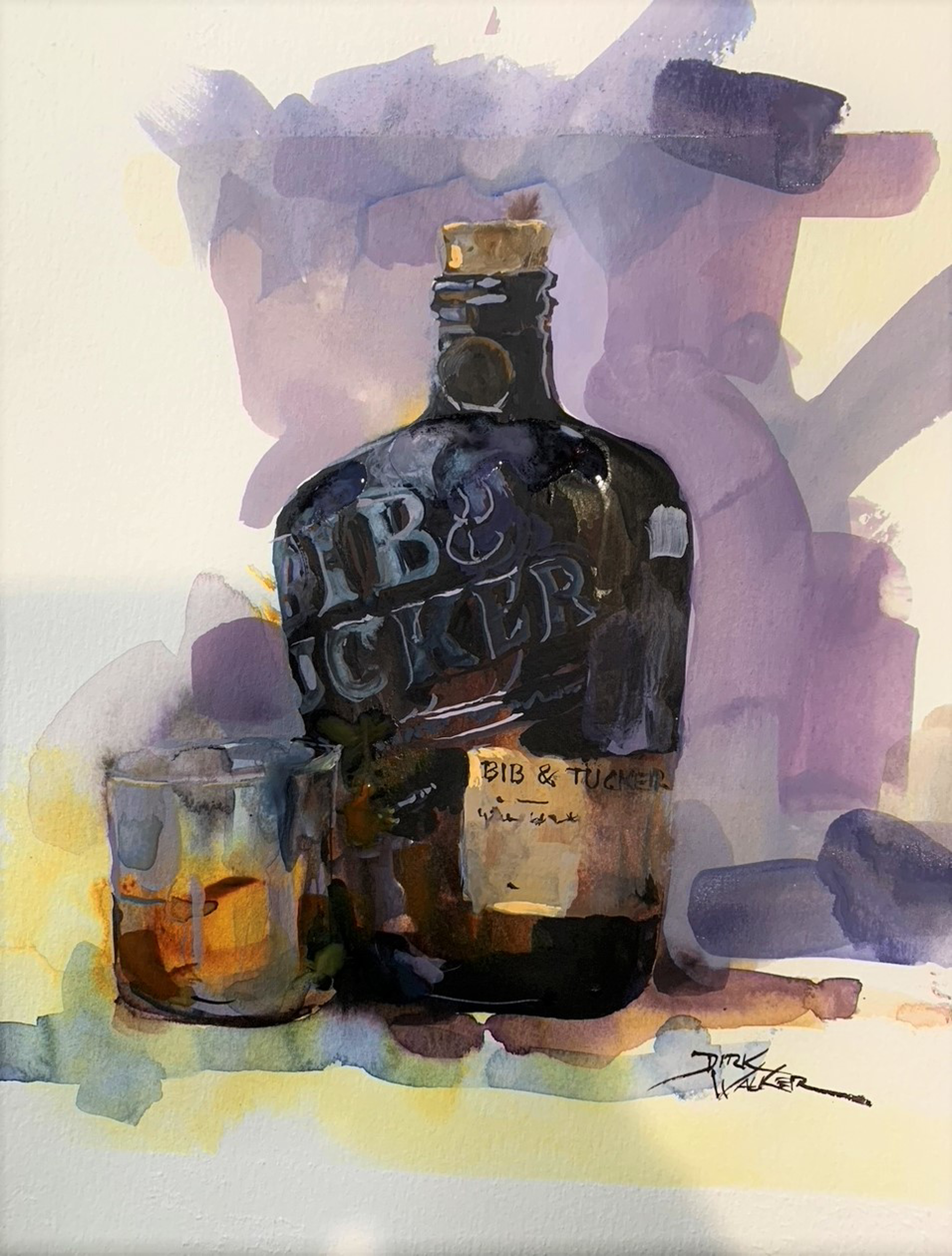 Bib & Tucker Bourbon II by Dirk Walker