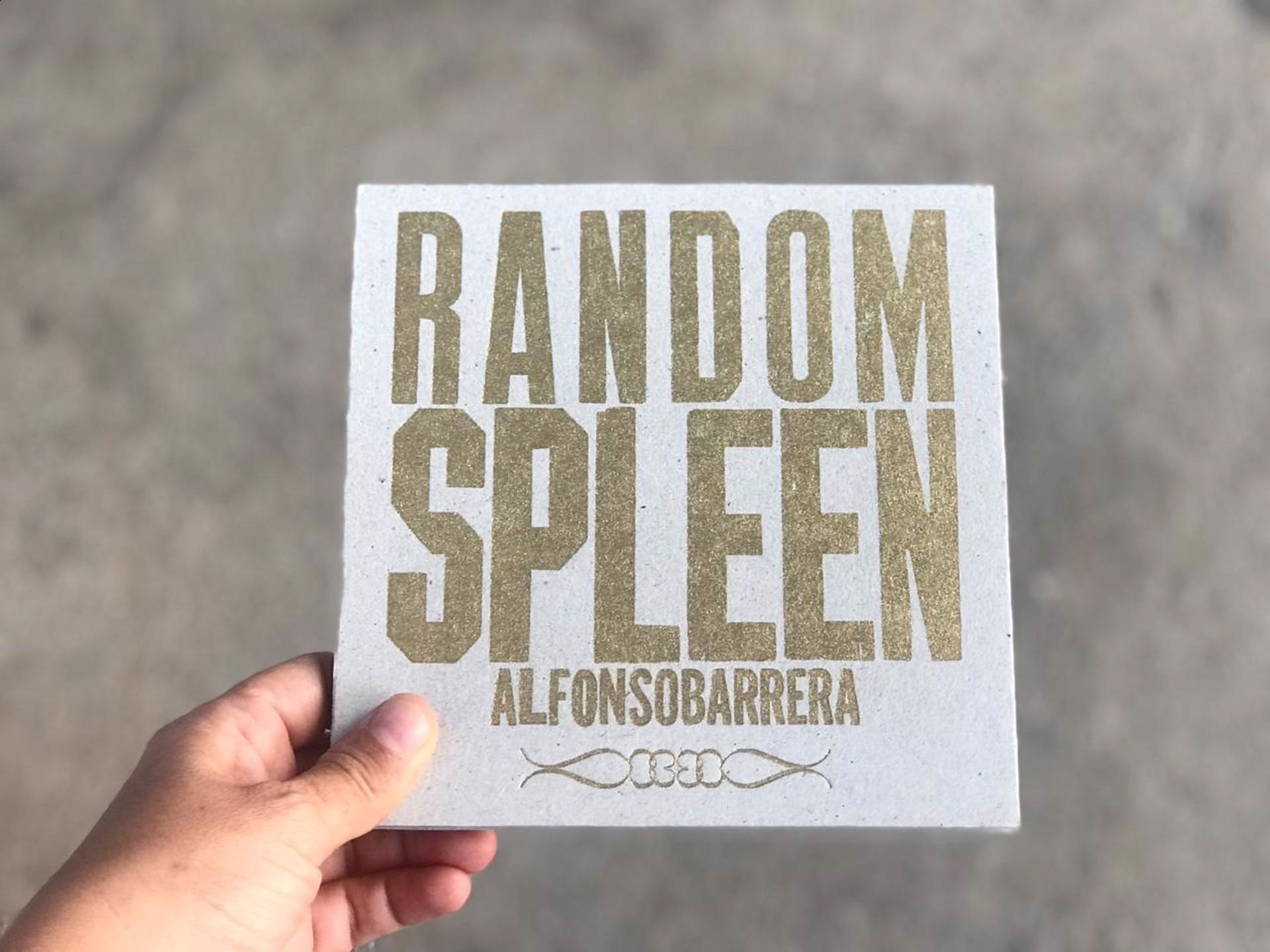 Random Spleen by Polvoh Press