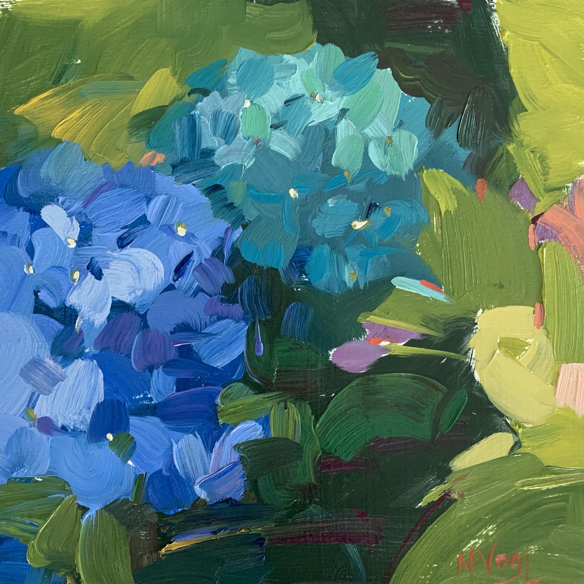 Hydrangea I by Marissa Vogl