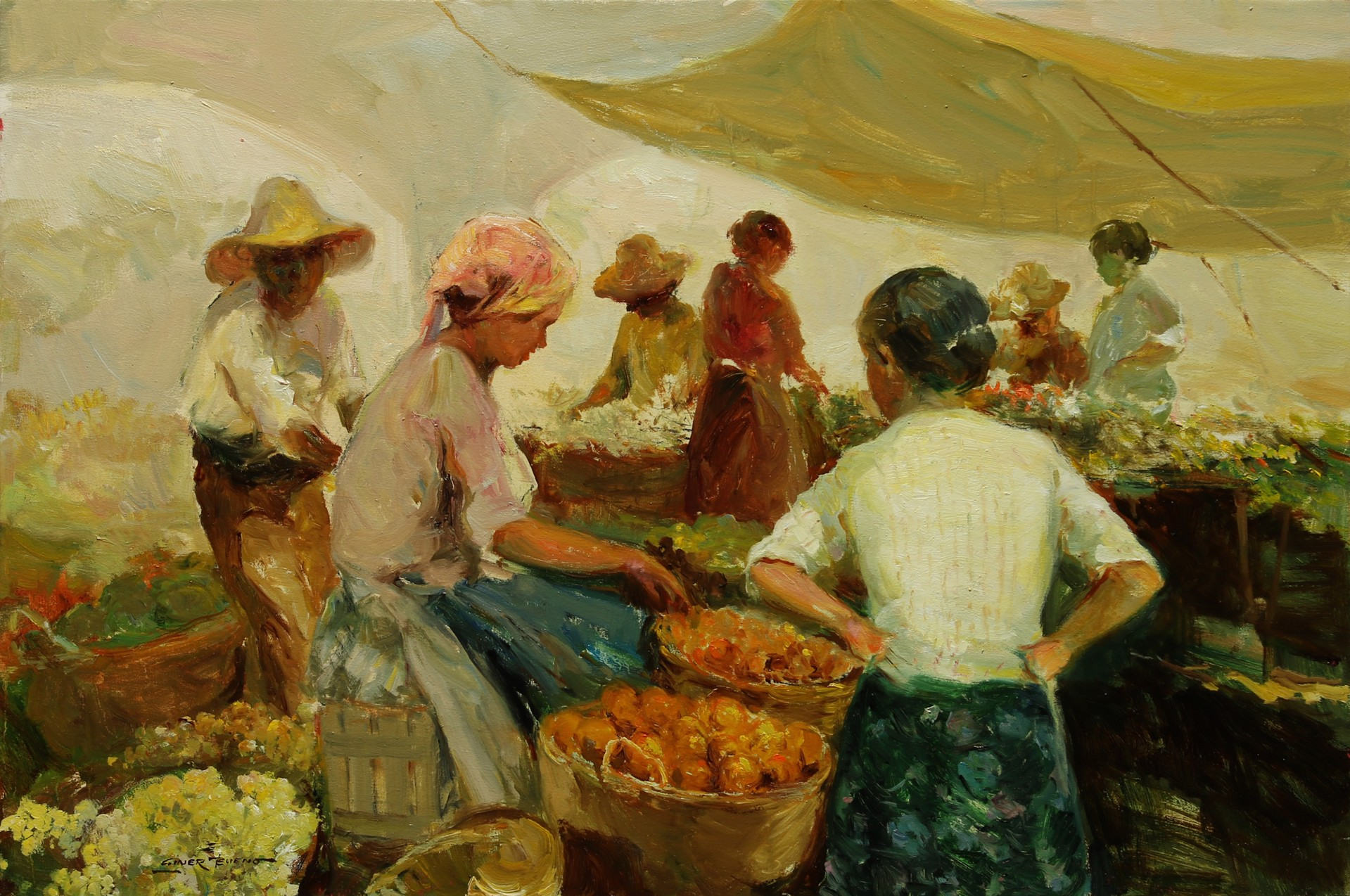 Frutus del Campo (Fruits of the Field) by Giner Bueno