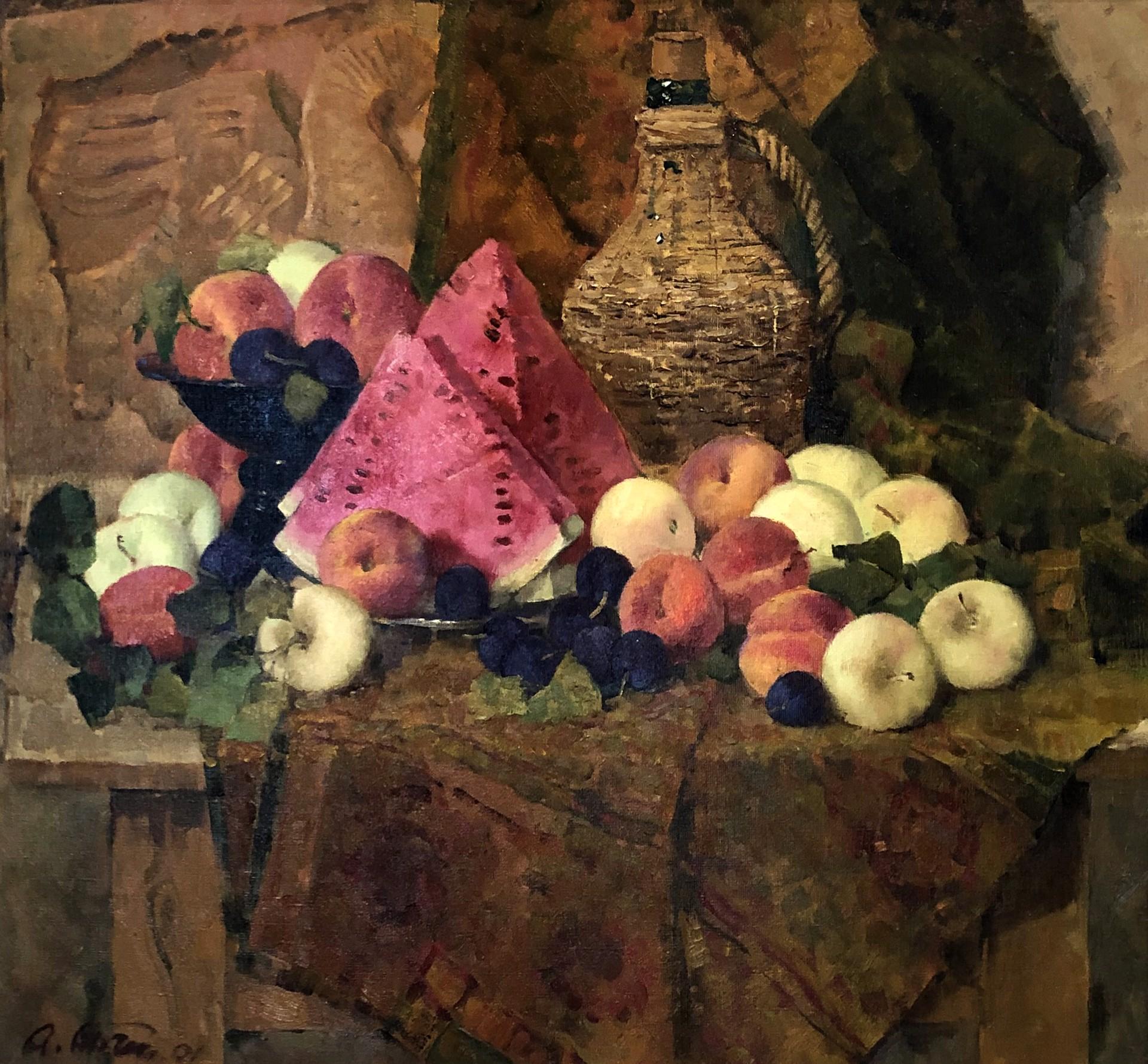 Andrei Vladislav Bogachev - Autumn Still Life by Russian Artists