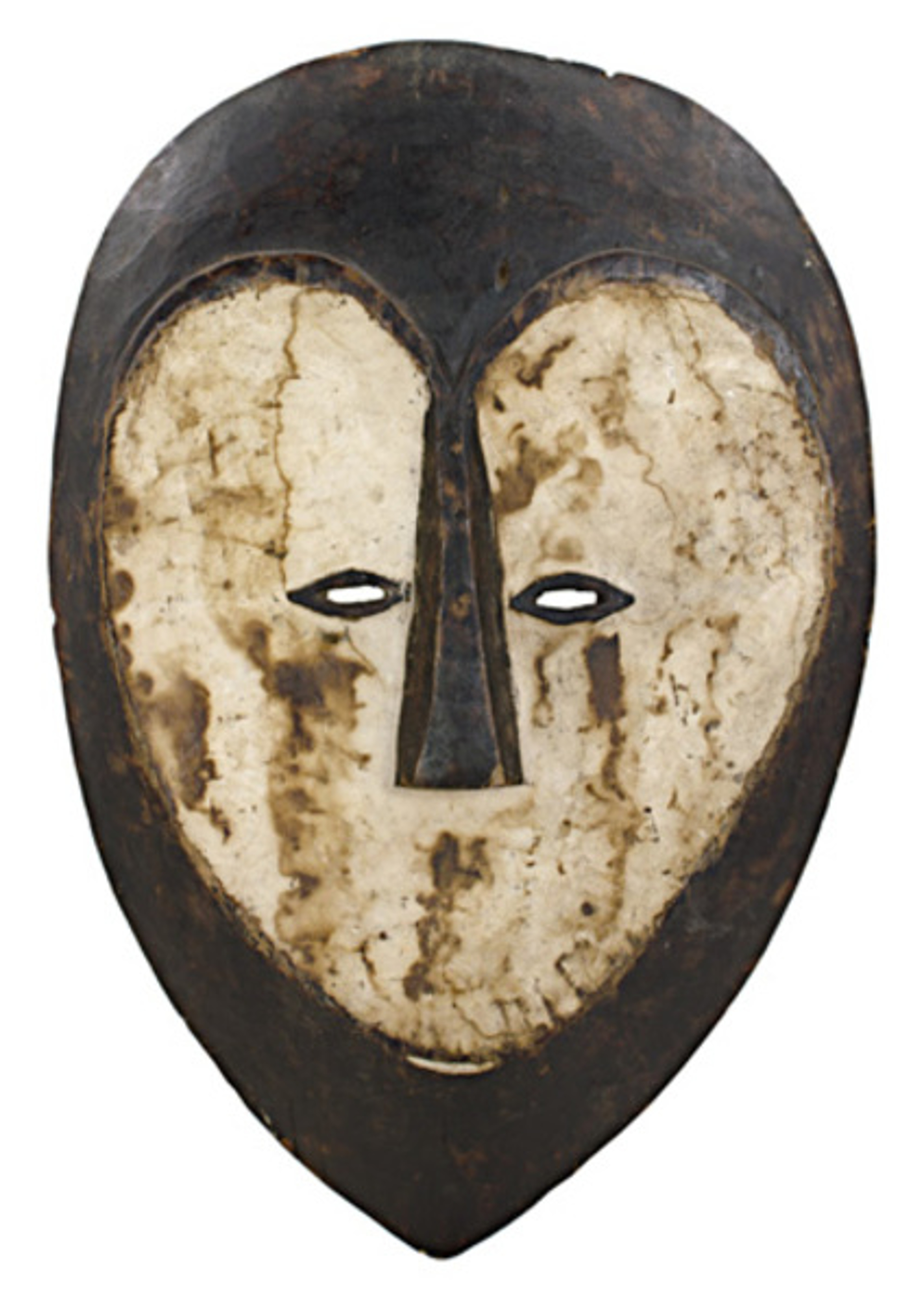 Messenger Mask Lega-Zaire by African