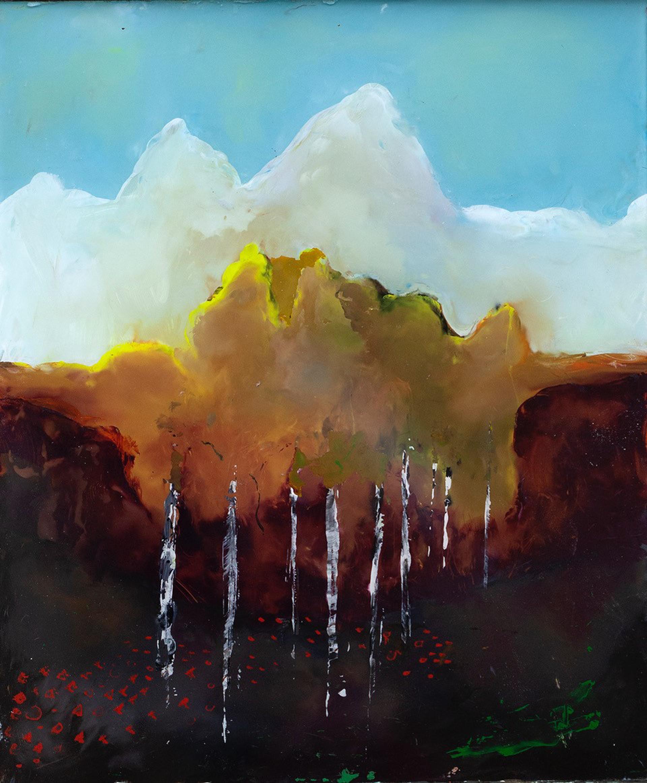 Peaks by John McCaw