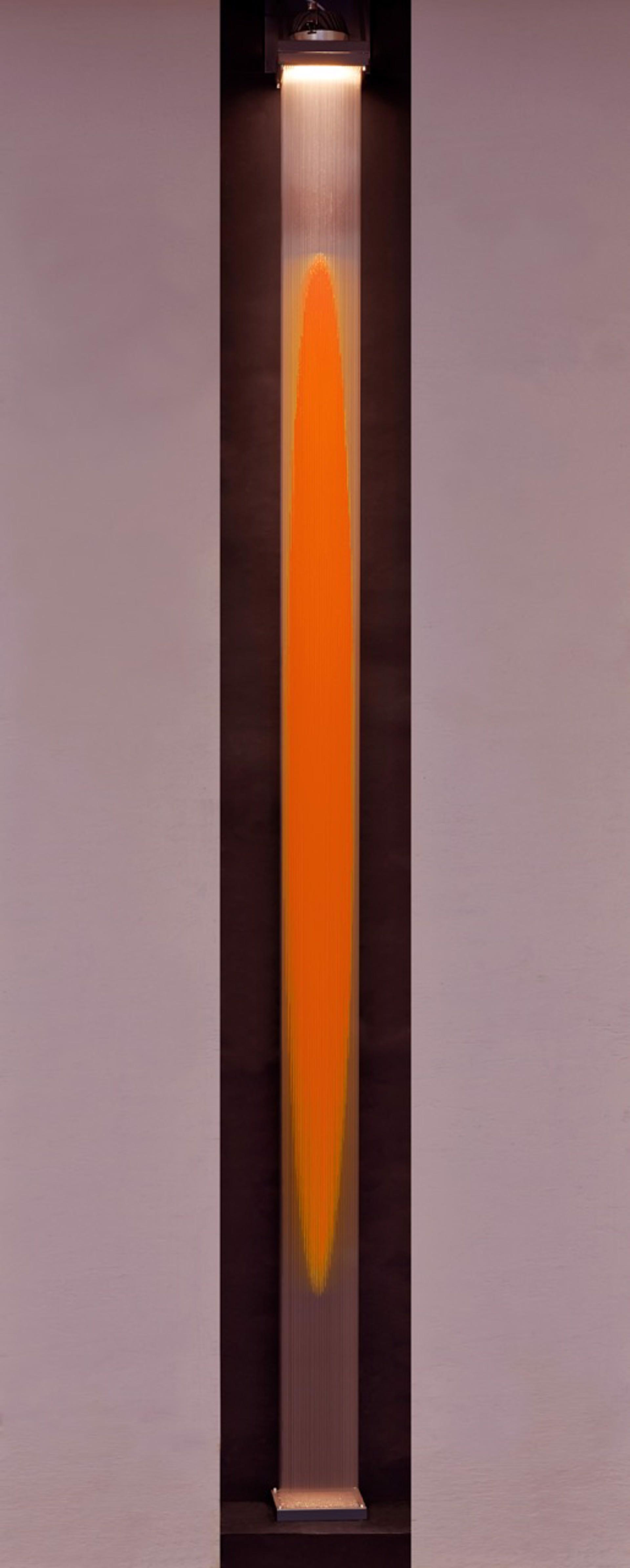 Wandarbeit Orange by Yoshiyuki Miura