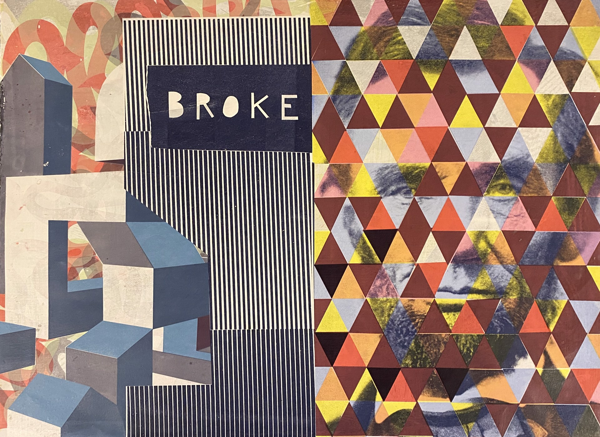 Broke by Chadwick Tolley