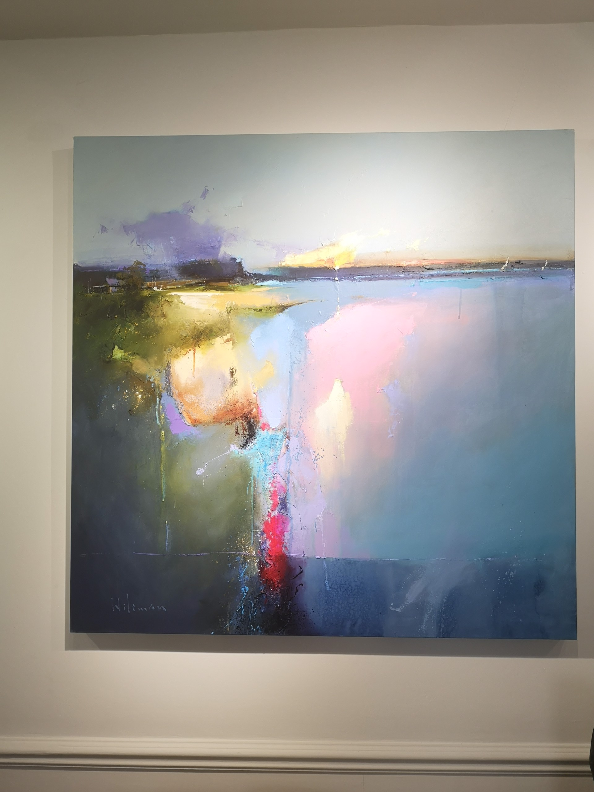 Gateway to Spring by Peter Wileman