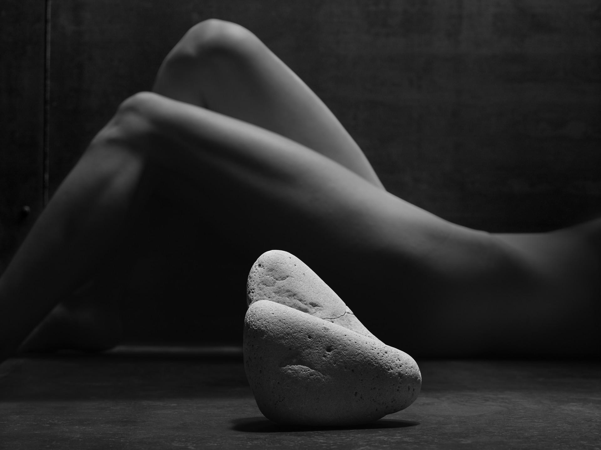 Femur by Frank Sherwood White