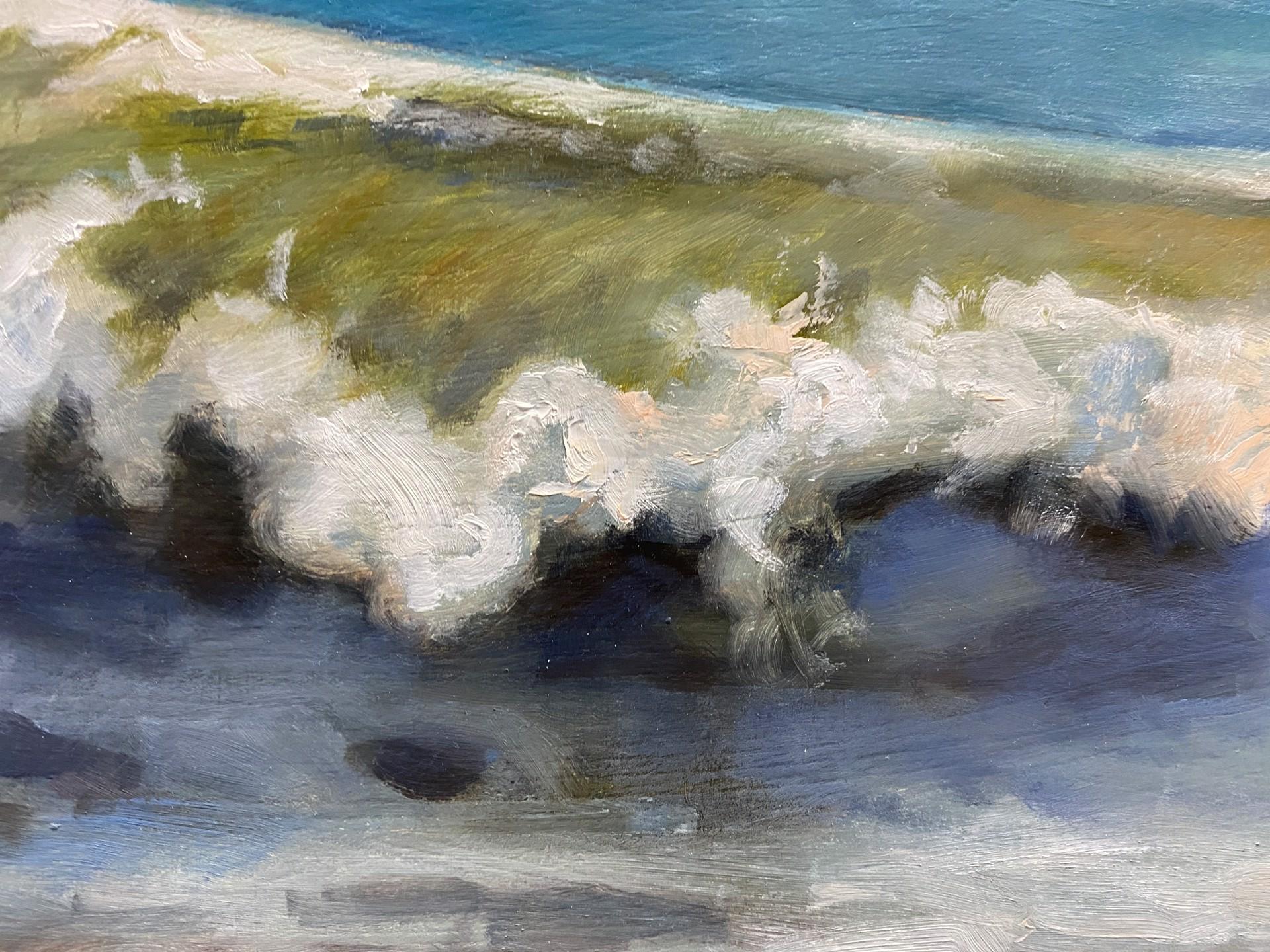 Coastal Retreat by Steven Walker