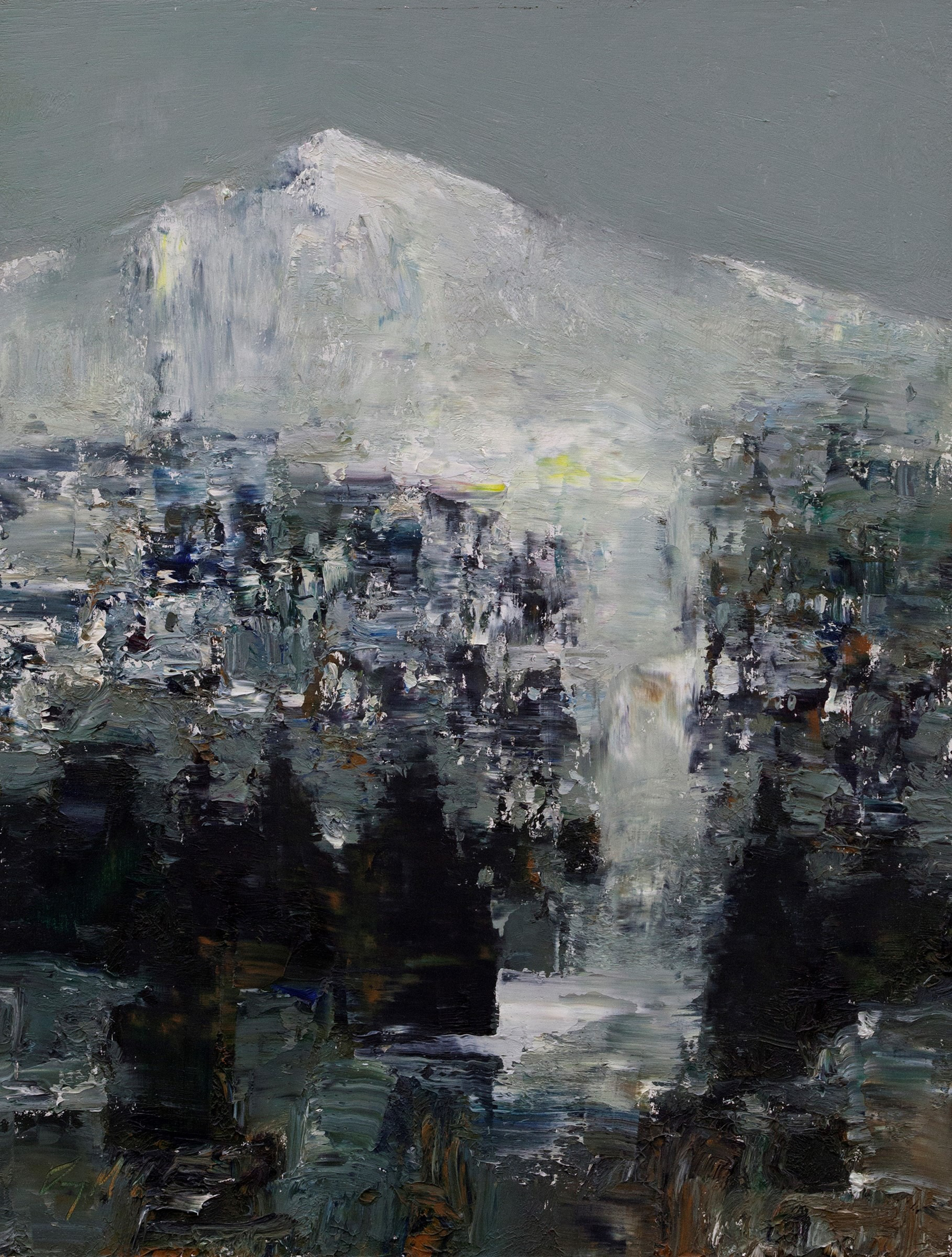 Patterns in the Snow by Danny McCaw