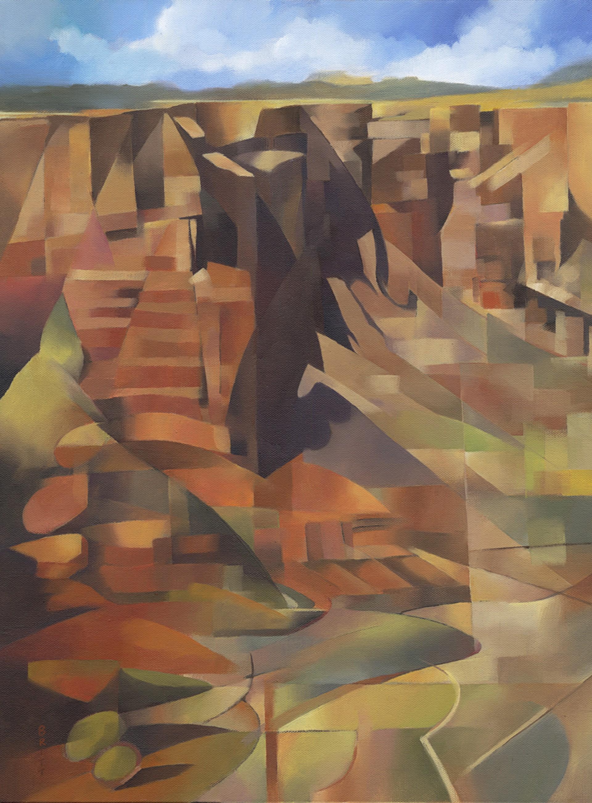 Canyon de Chelly 1 by Stephanie Britt