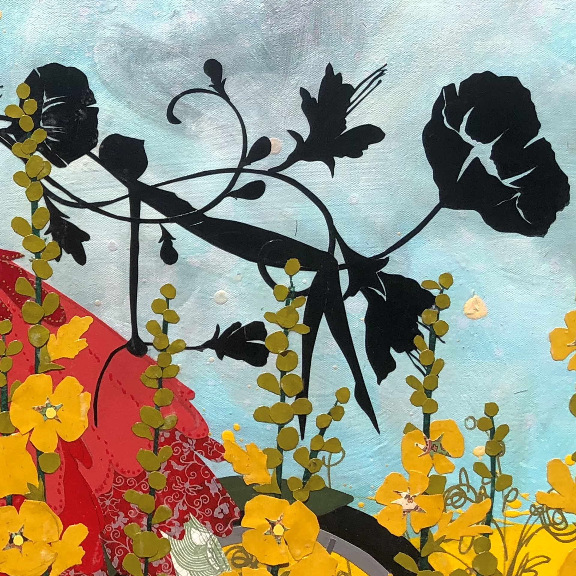 Untangling by Denise Duong