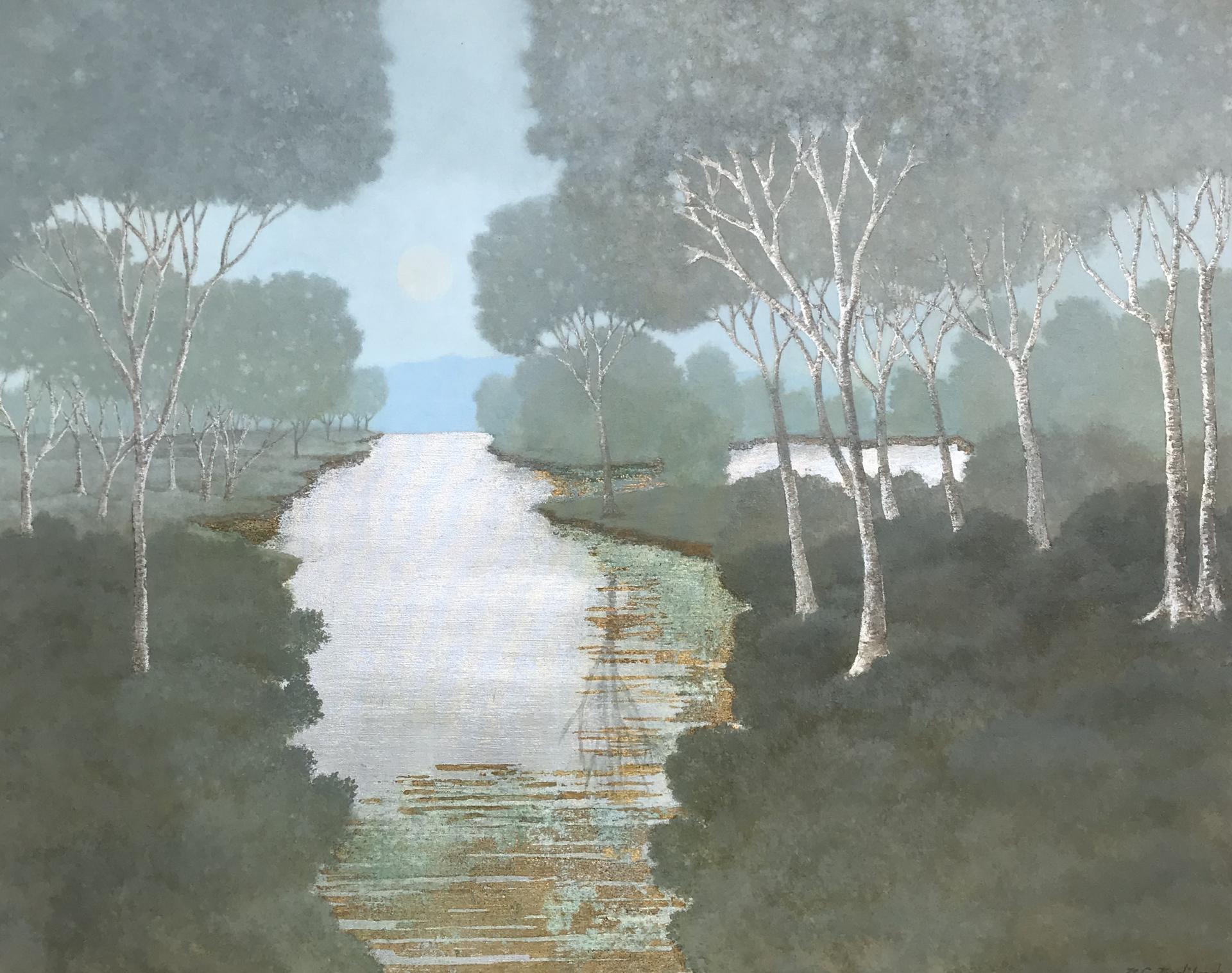 Early Evening by Carol Bodiford
