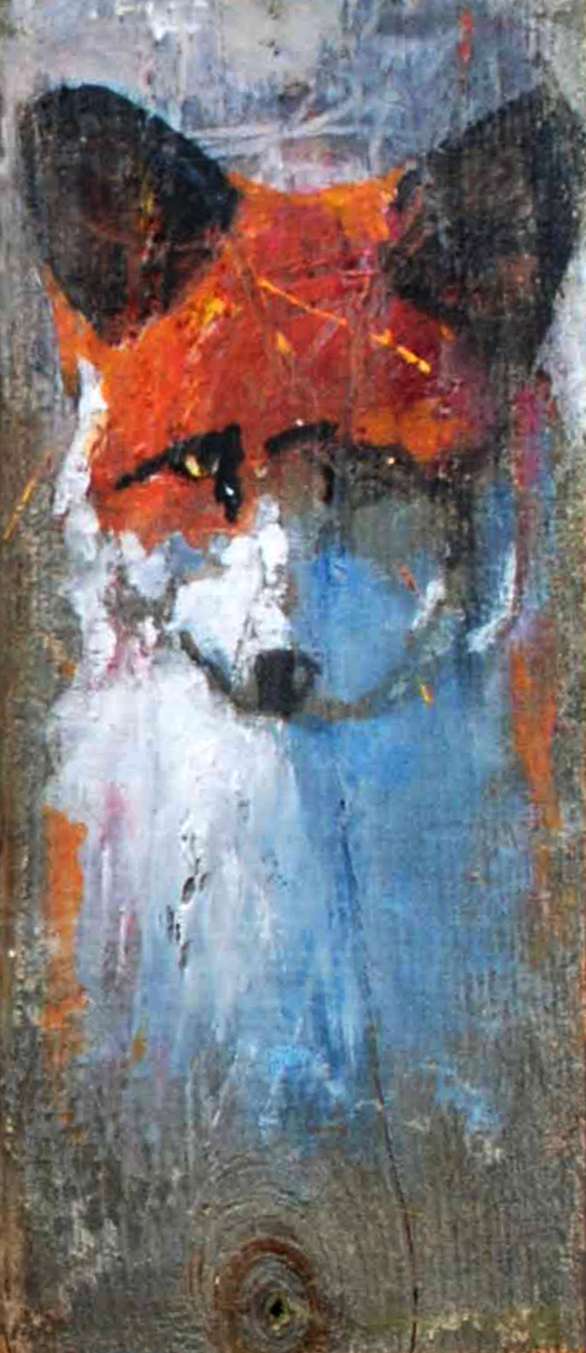 Fox #3 by Susan Easton Burns