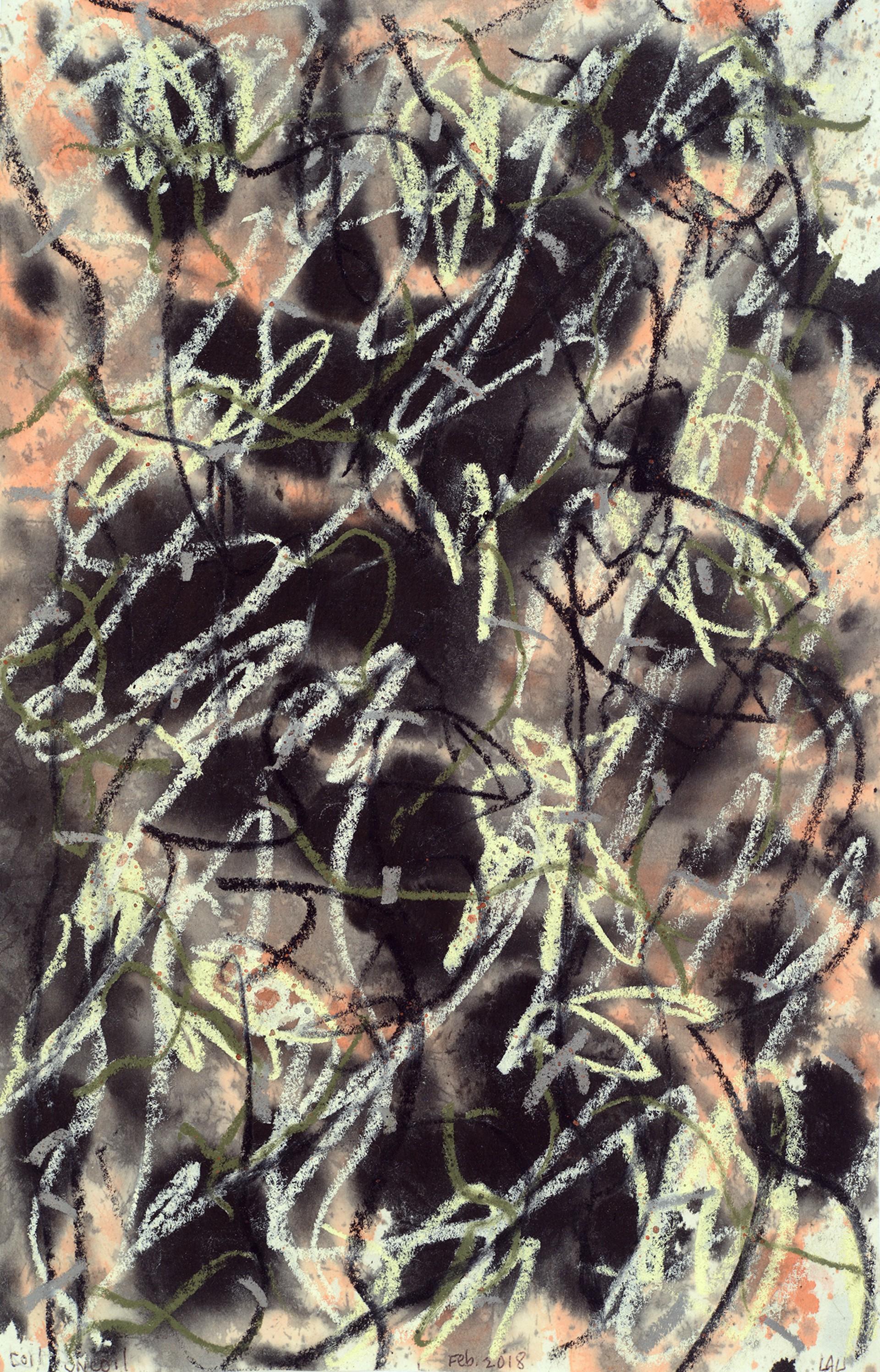 coil, uncoil by Alan Lau