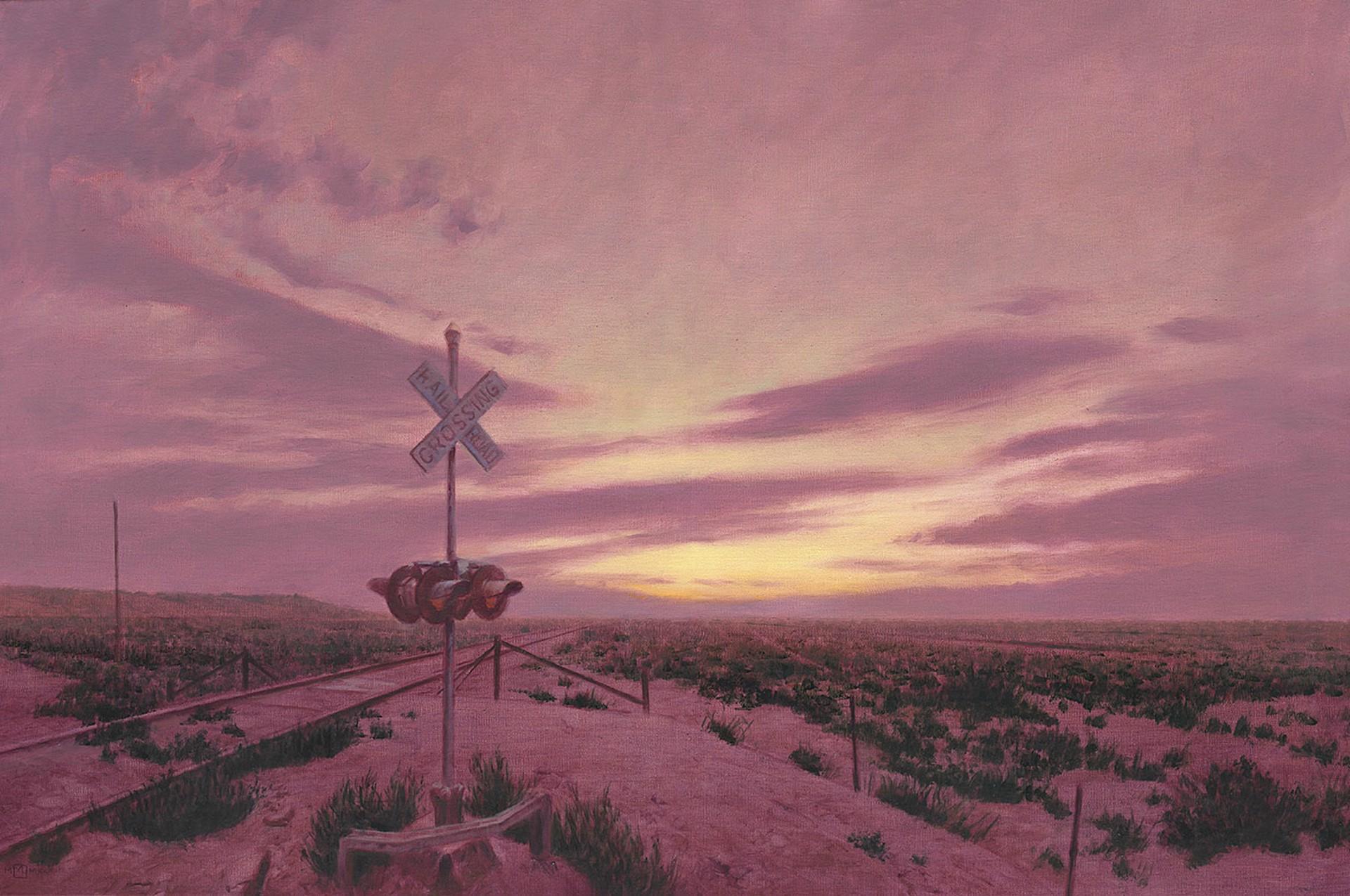 Crossing by Mark Harrison
