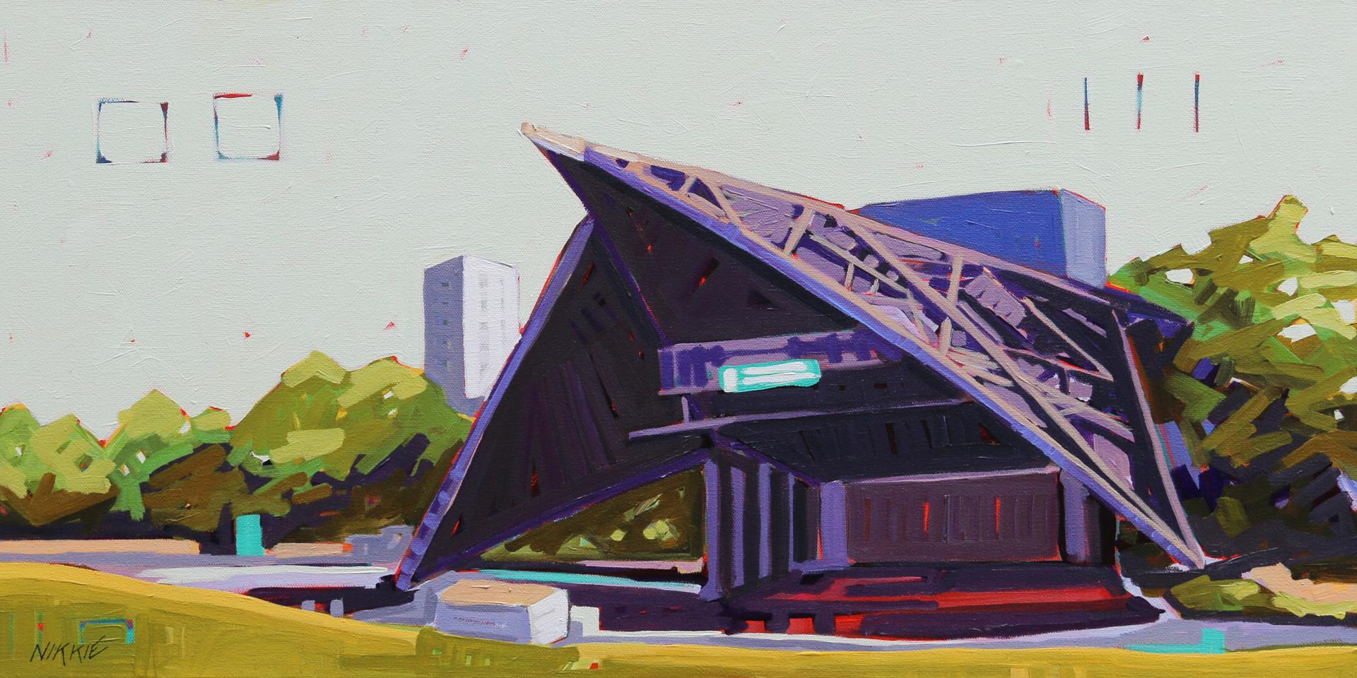 Miller Park Theater by Nikkie Markle